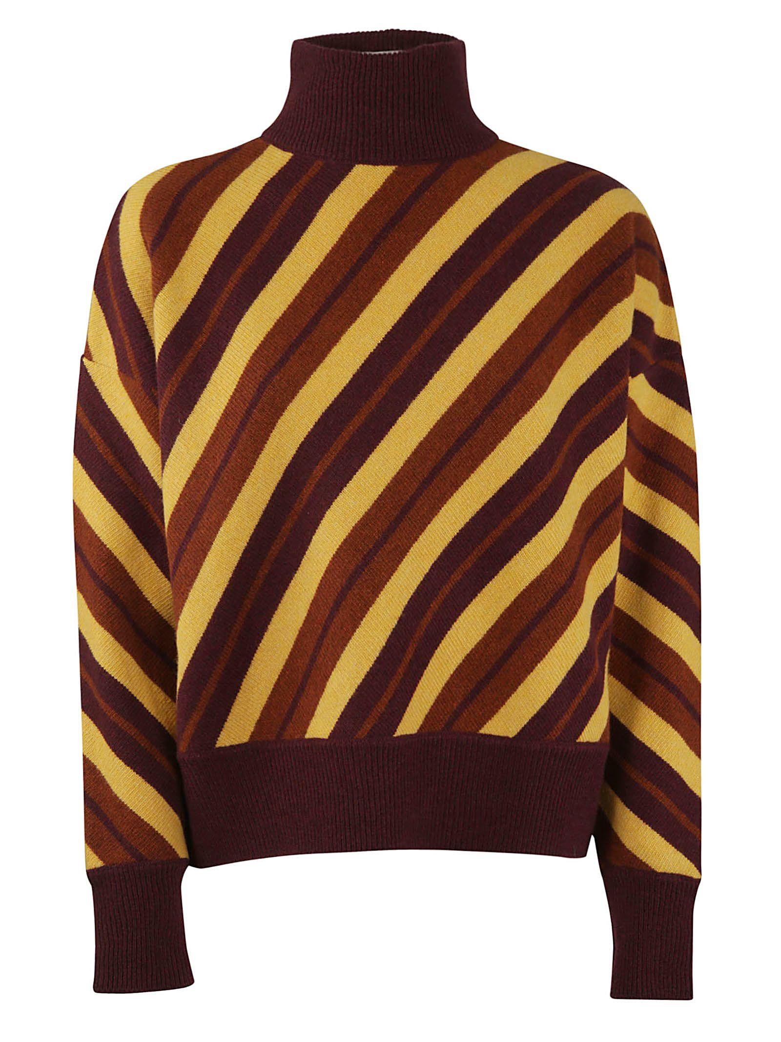 marni -  Striped Sweater