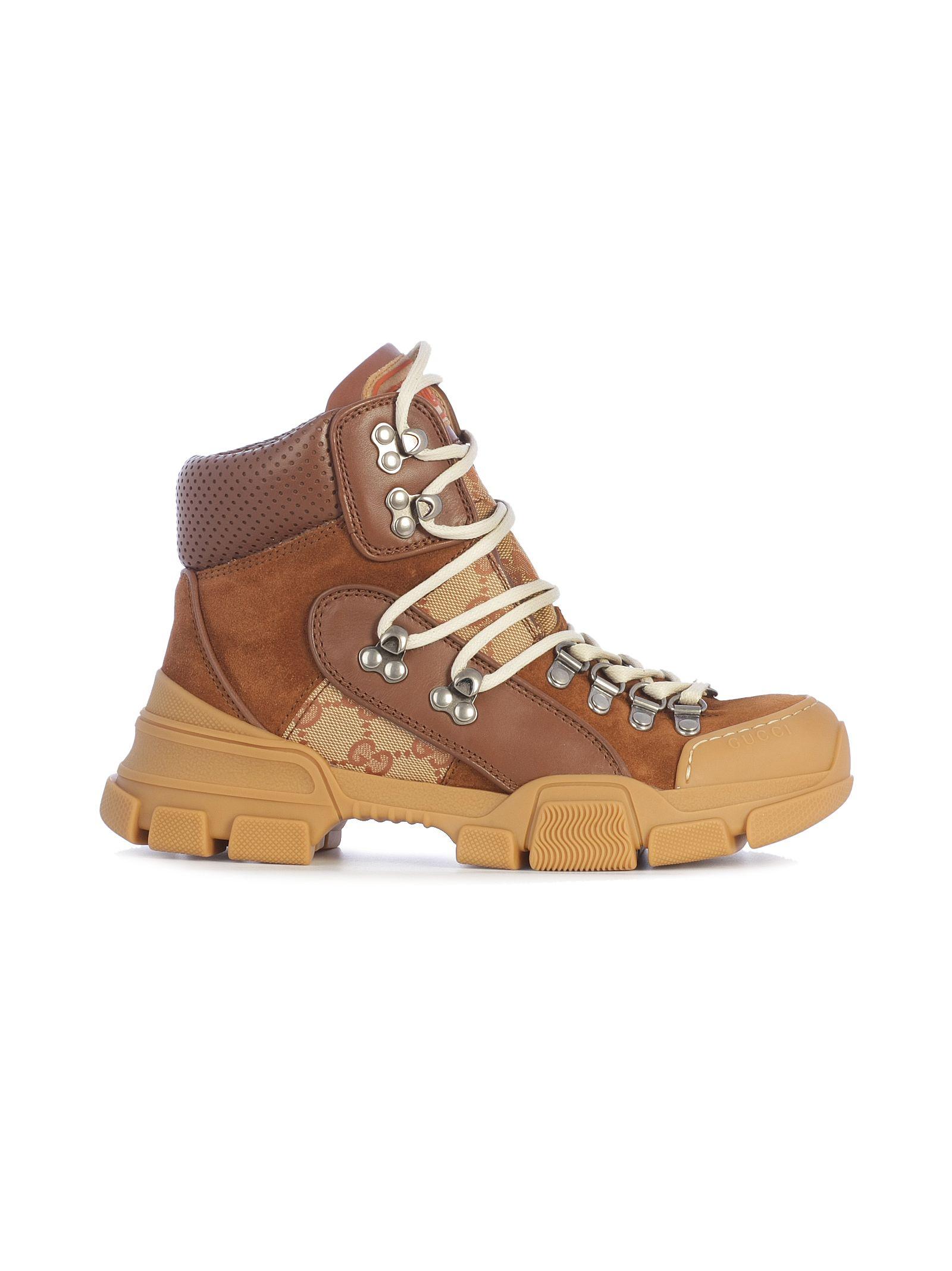 gucci -  Gg Trekking Boots