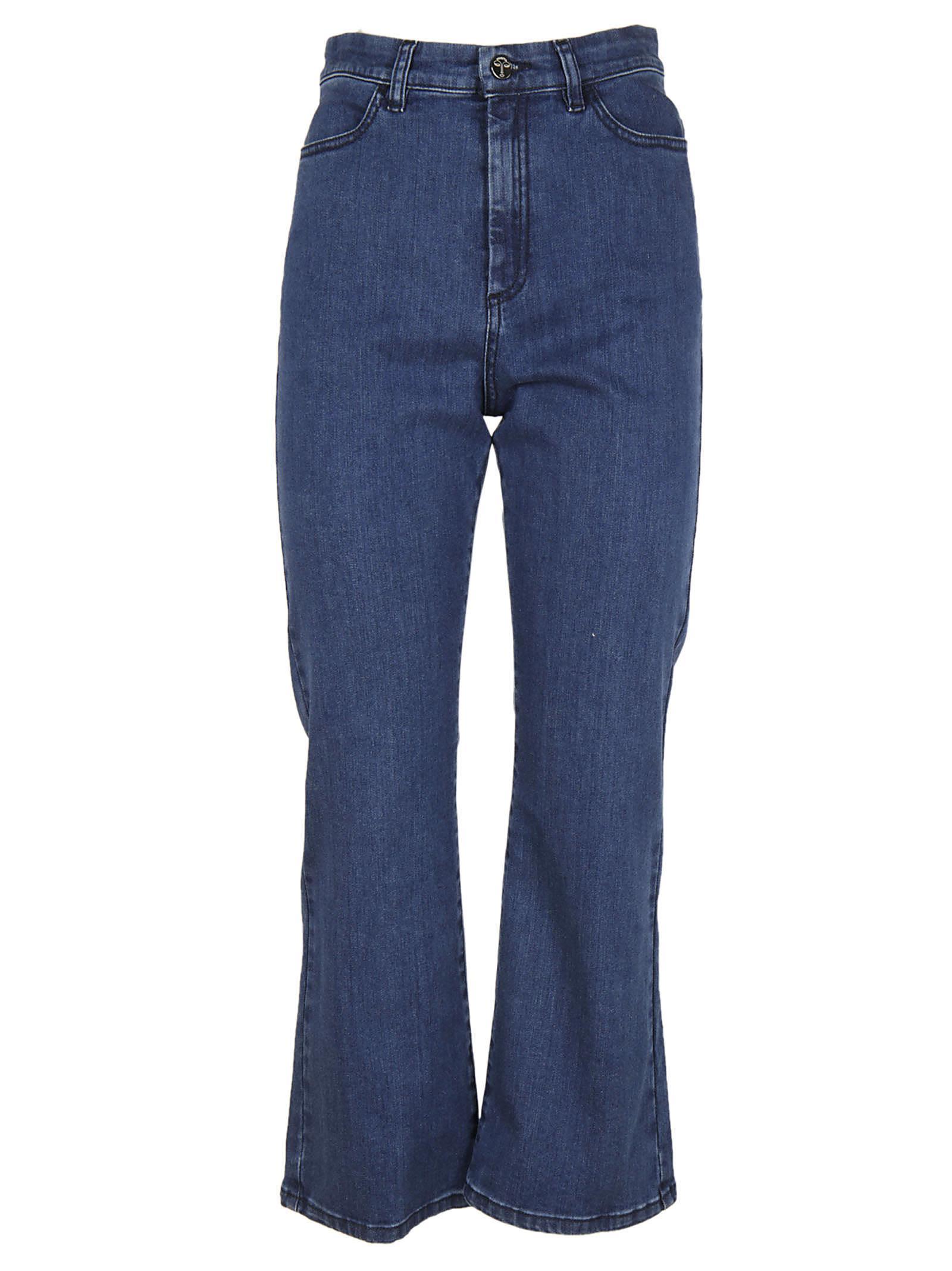 Vivetta Wide Leg Jeans