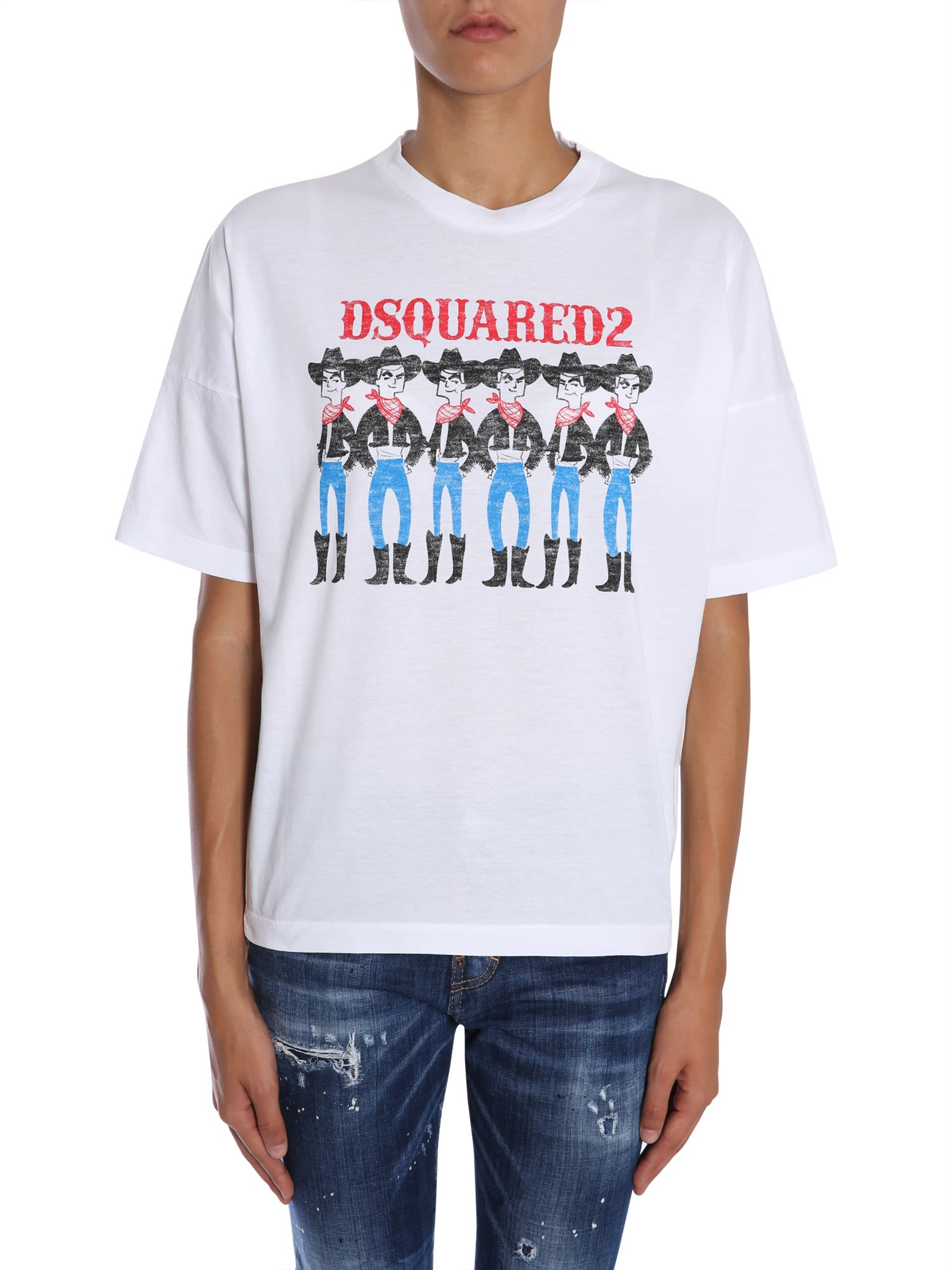 LEISURE FIT T-SHIRT