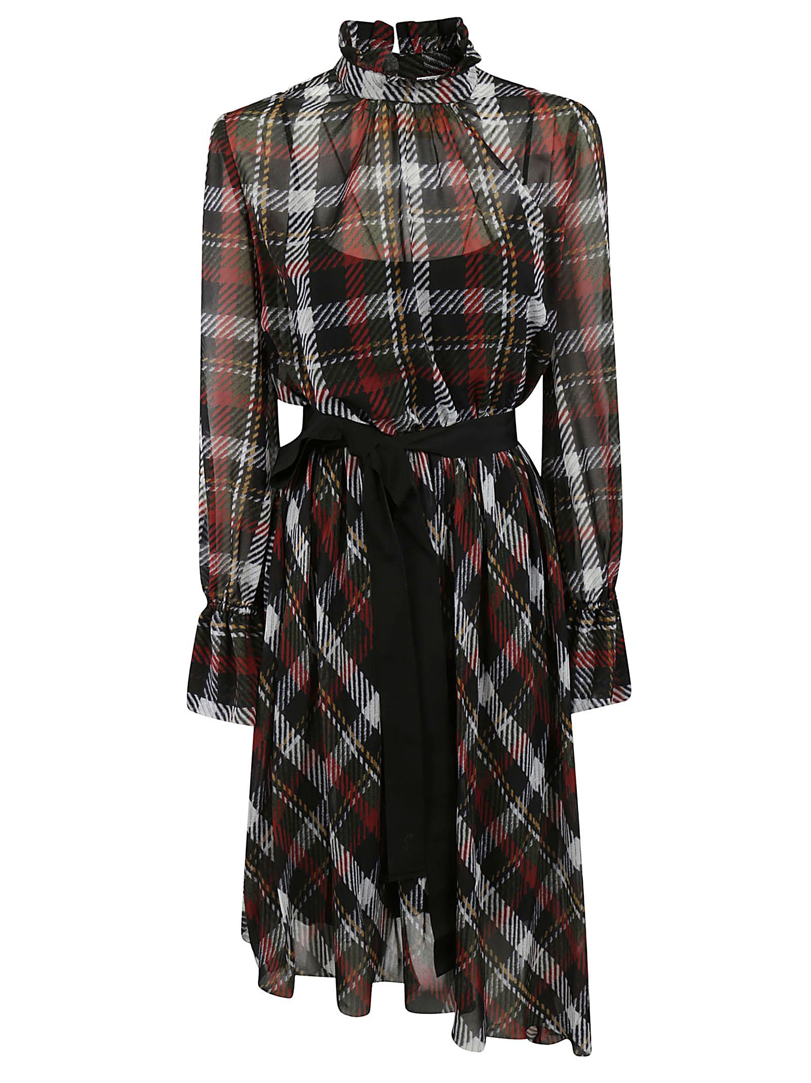 Blugirl CHECK DRESS