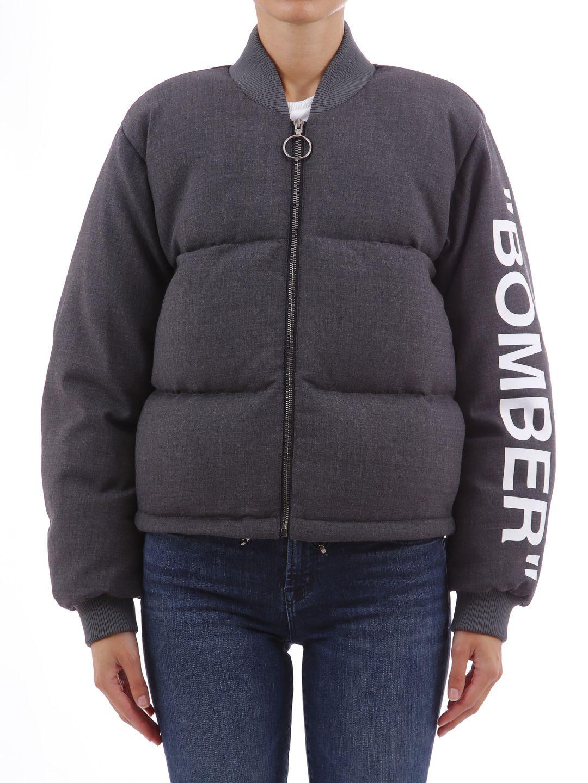 Off-White Grey Jacket