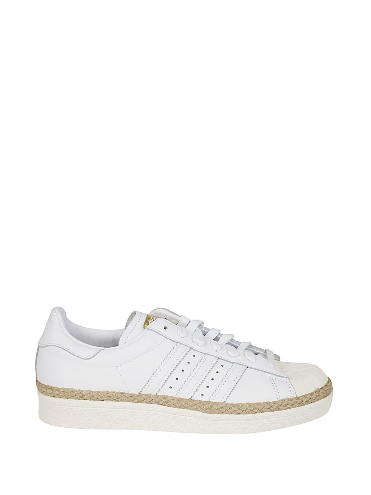 Adidas Originals Adidas Superstar 80s New Bold Sneakers - Bianca ...