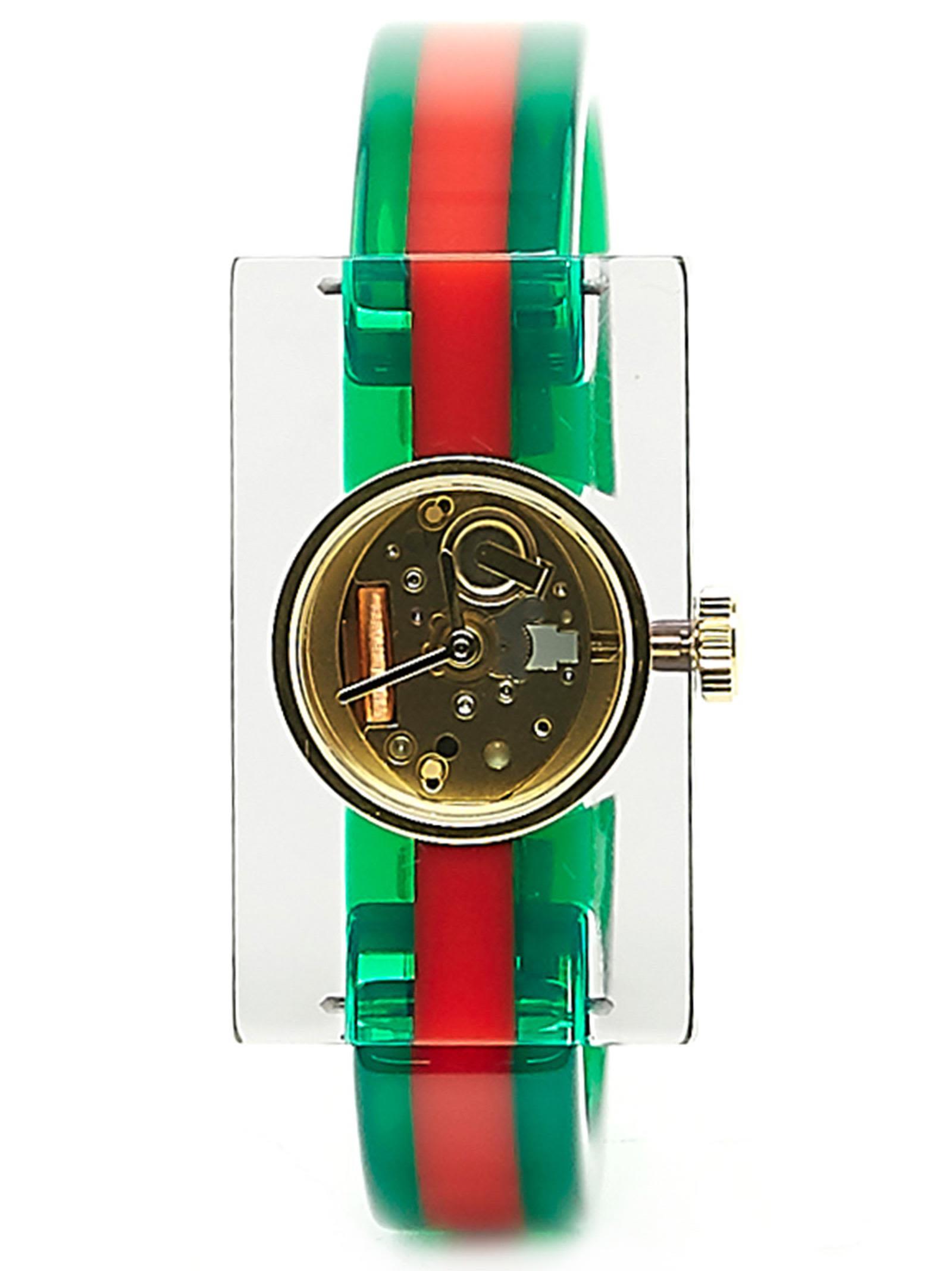Gucci 'vintage Web' Watch