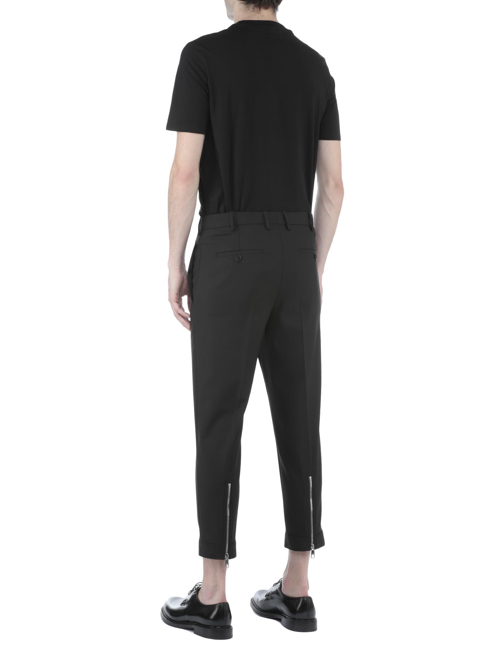 Virgin Wool Blend Pants Spring/summer Neil Barrett 7pJgLelj
