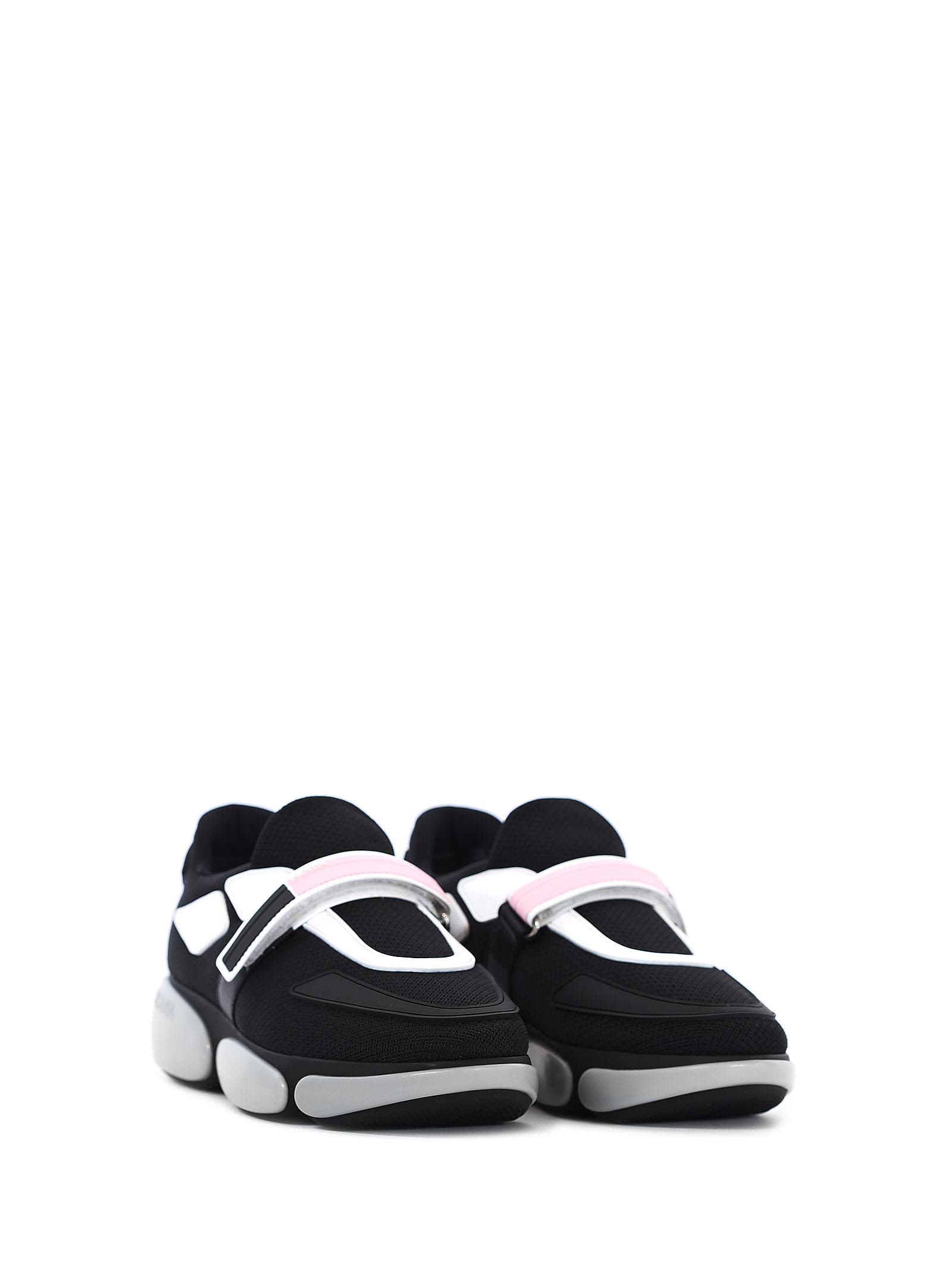 Cloudbust fabric sneakers Prada ZqtVFLuQ