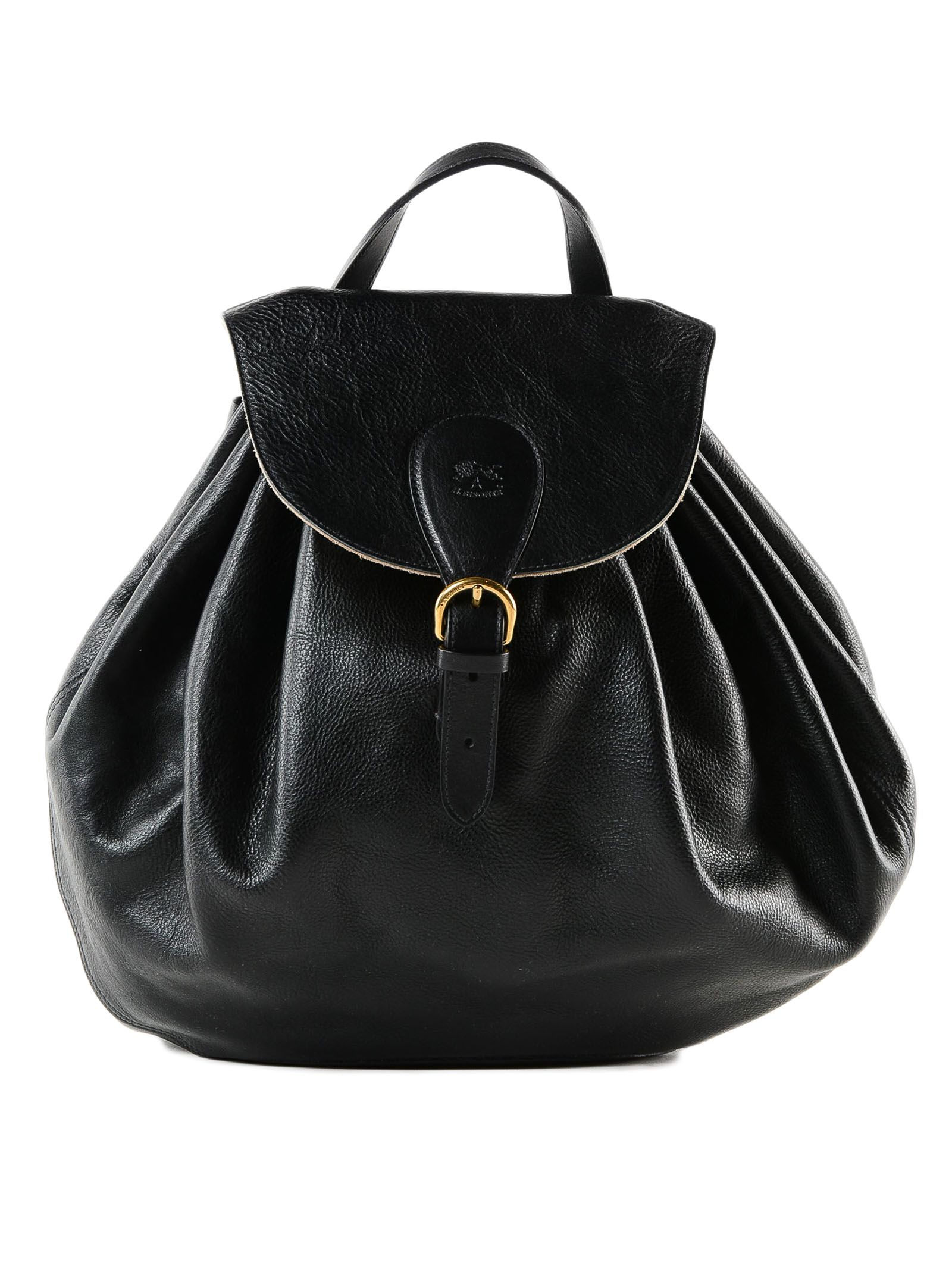 IL BISONTE Backpack in 153O Nero