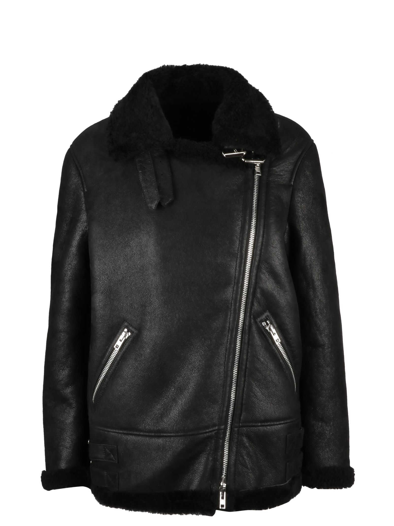 s.w.o.r.d 6.6.44 - S.w.o.r.d 6.6.4.4. Zipped Fur Jacket