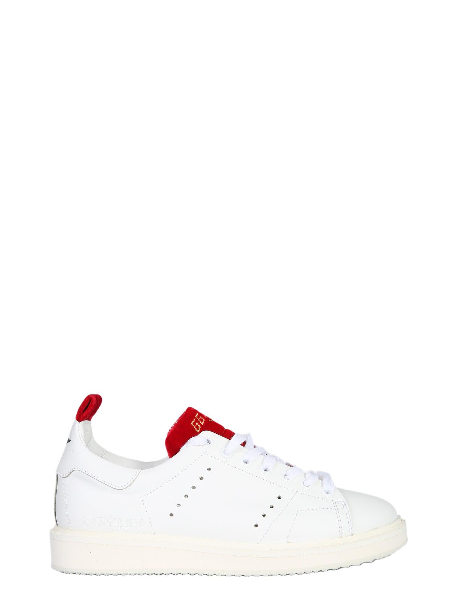 Starter Sneaker, Bianco