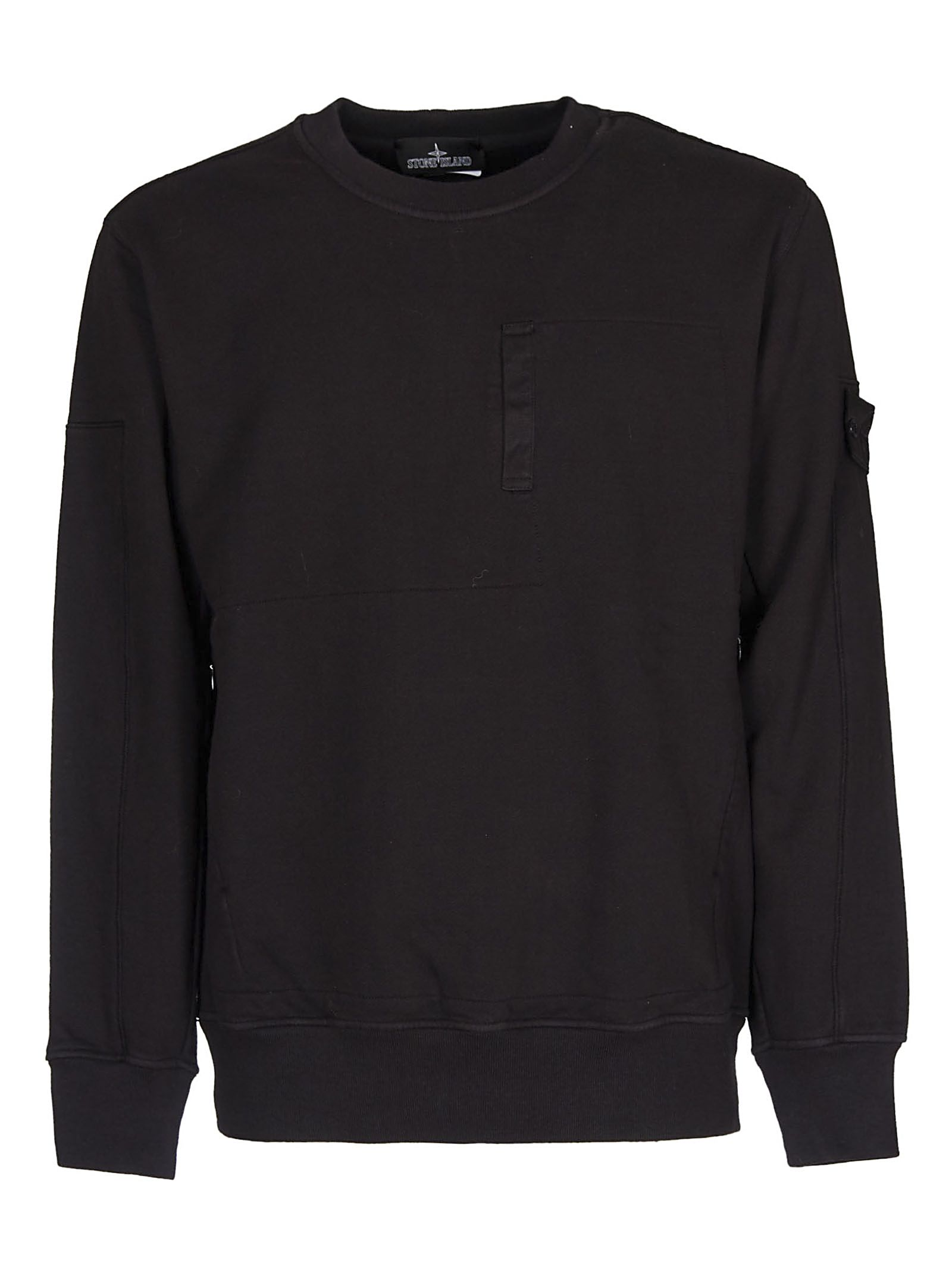 STONE ISLAND SHADOW PROJECT FITTED SWEATSHIRT