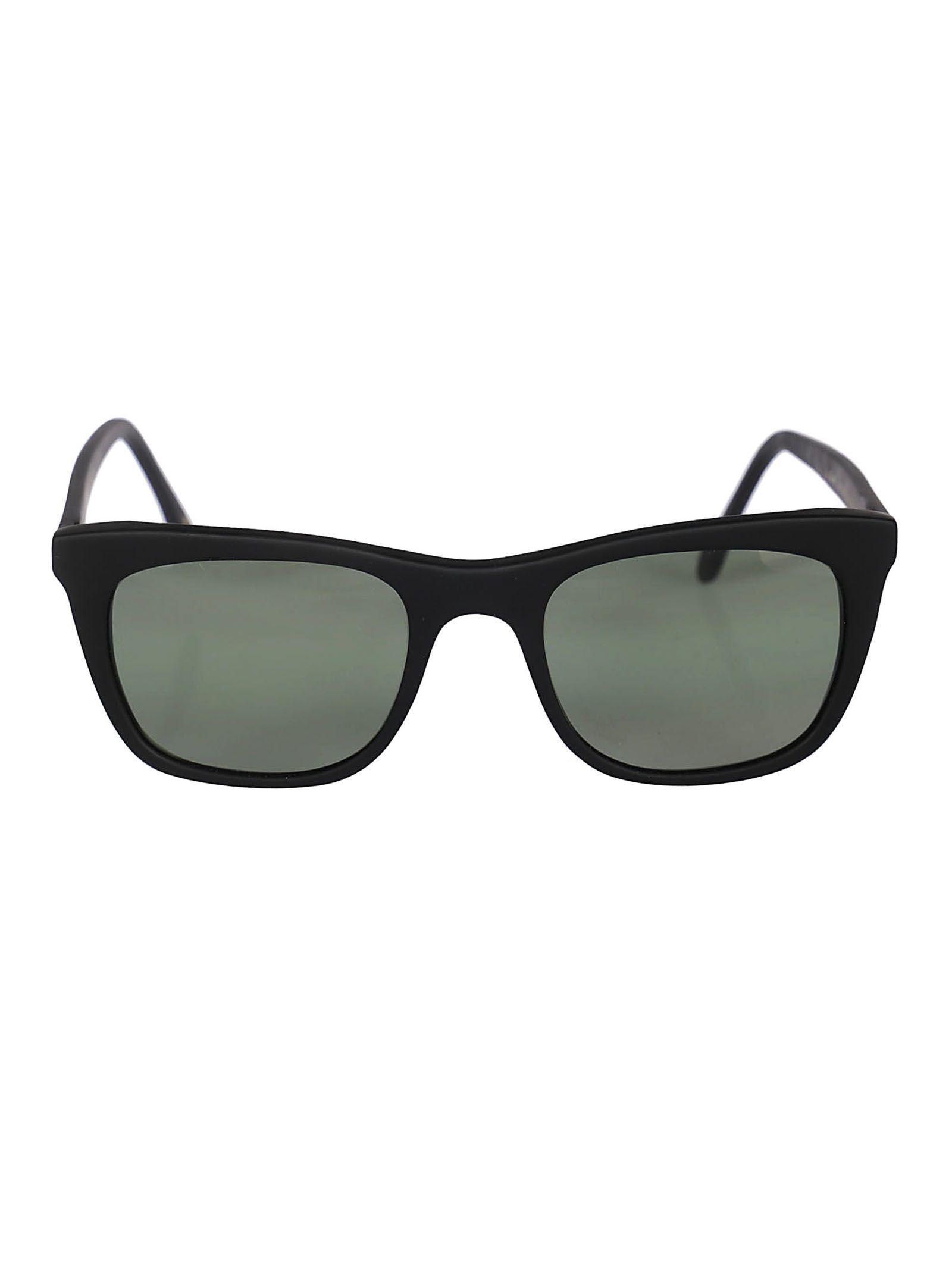 L.G.R Lgr Skipper Yacht Club Sunglasses in 22Yc Black Matte