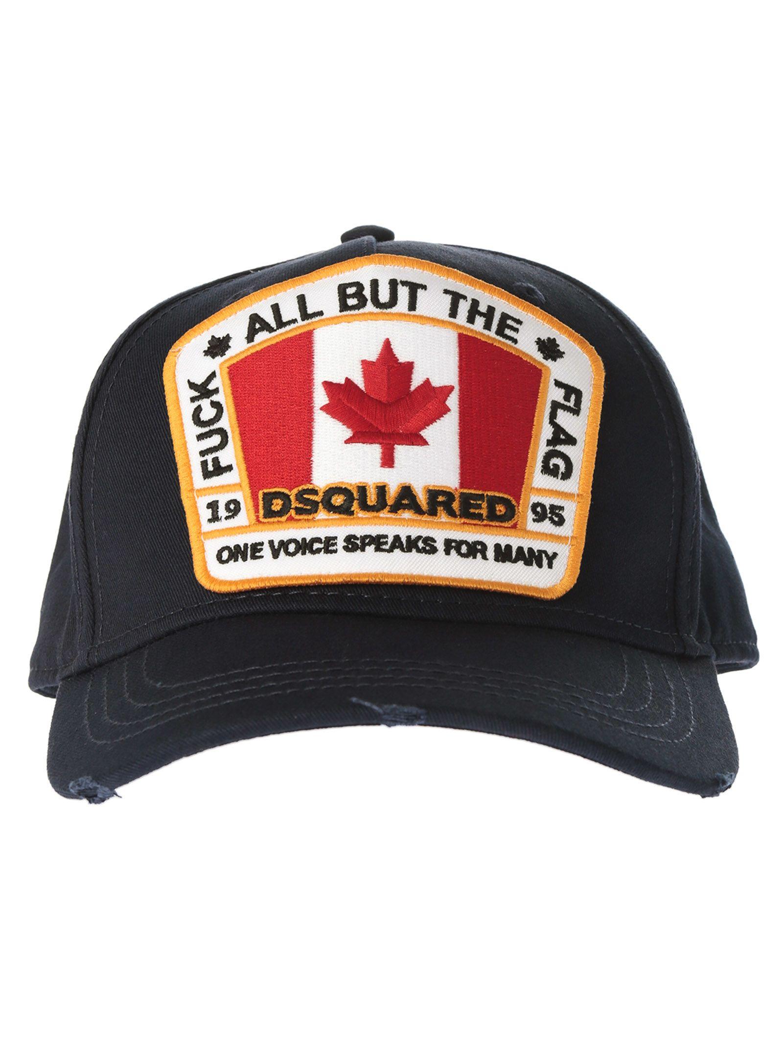 CANADA LOGO PATCH CAP