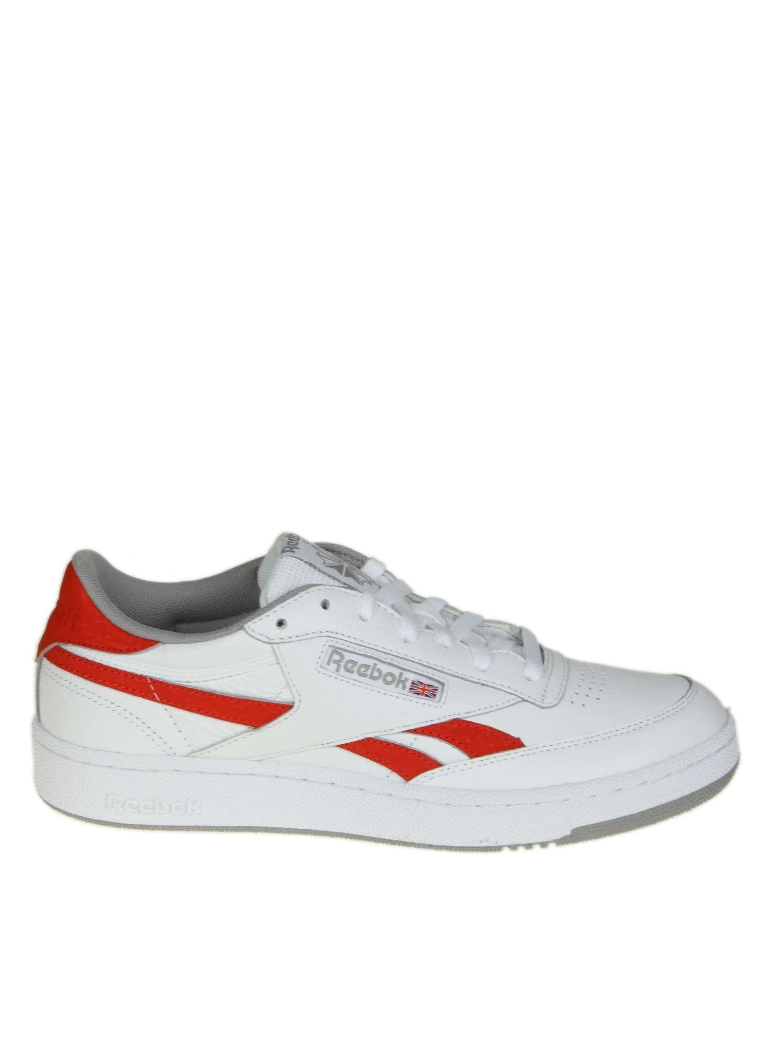 """Reebok Reebok Sneakers """"revenge"""" In White Leather"""
