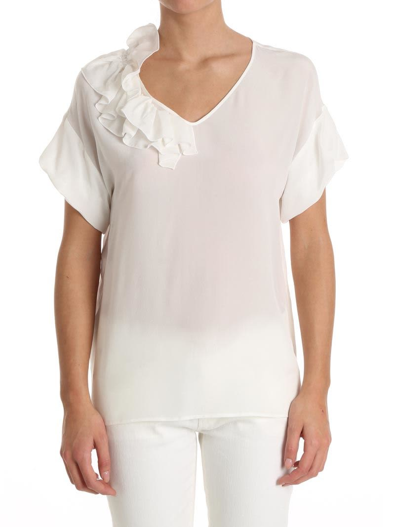 Boutique Moschino Silk Blouse