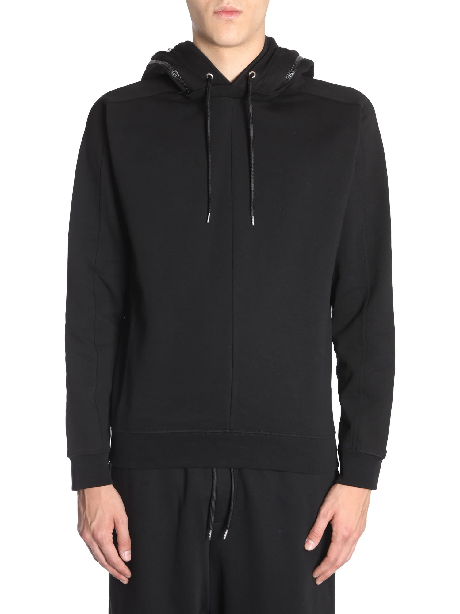 MCQ BY ALEXANDER MCQUEEN HOODED SWEATSHIRT