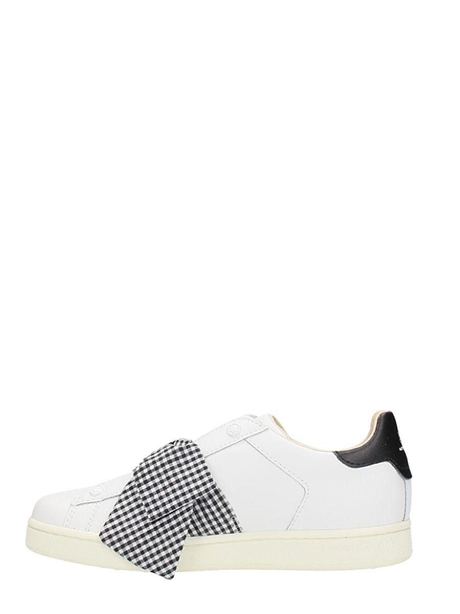 bow embellished sneakers - White MOA Master Of Arts uLhvA