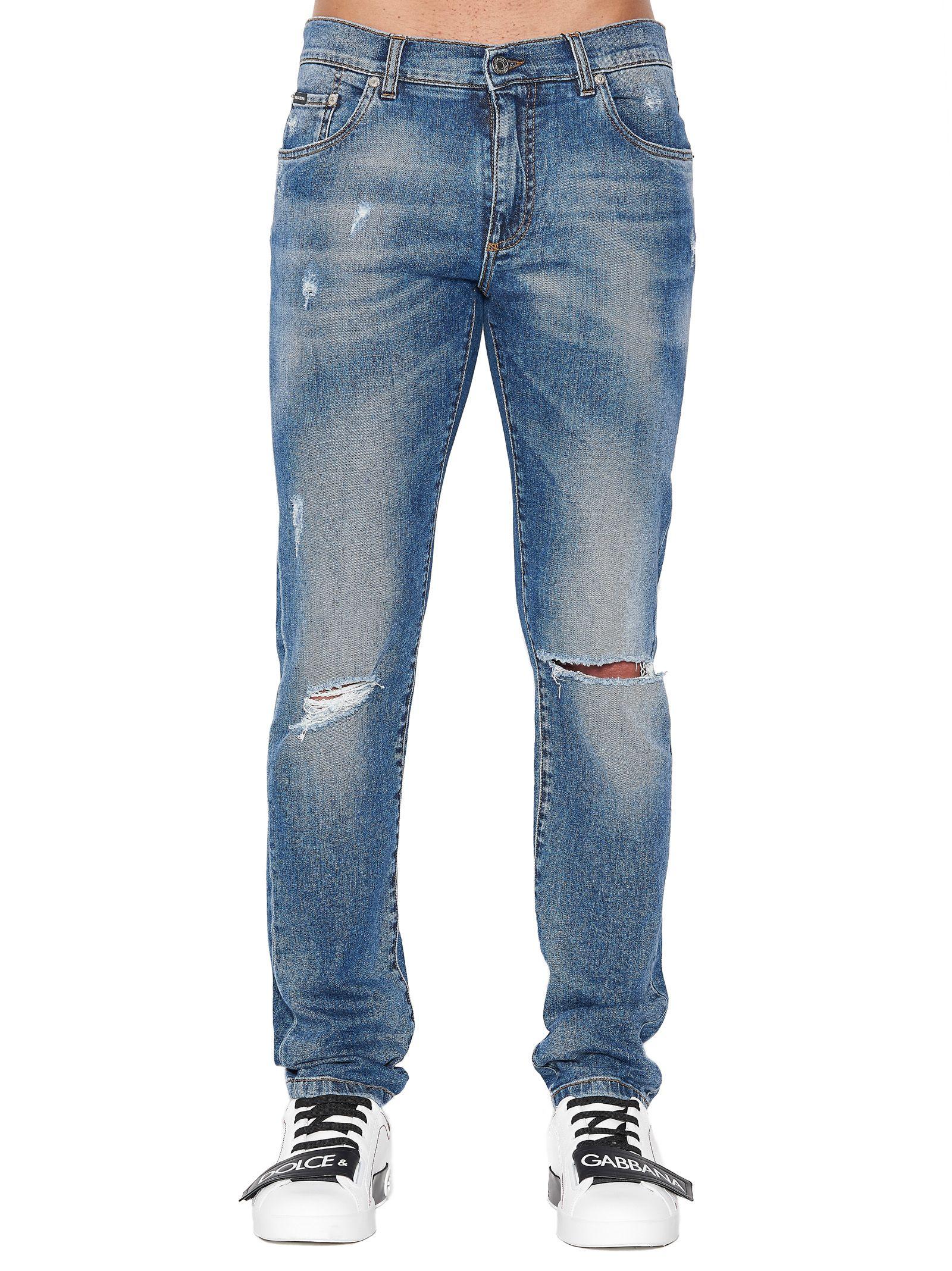 Dolce & Gabbana Jeans 10390947