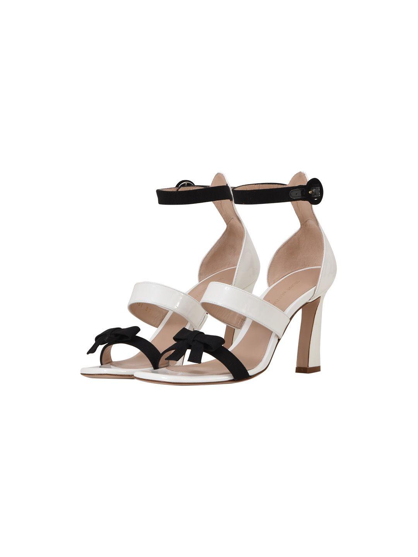Cheap Sale 2018 Unisex Free Shipping Ebay Stuart Weitzman Bow Detail Sandal Free Shipping Limited Edition qxsXtIiB3h