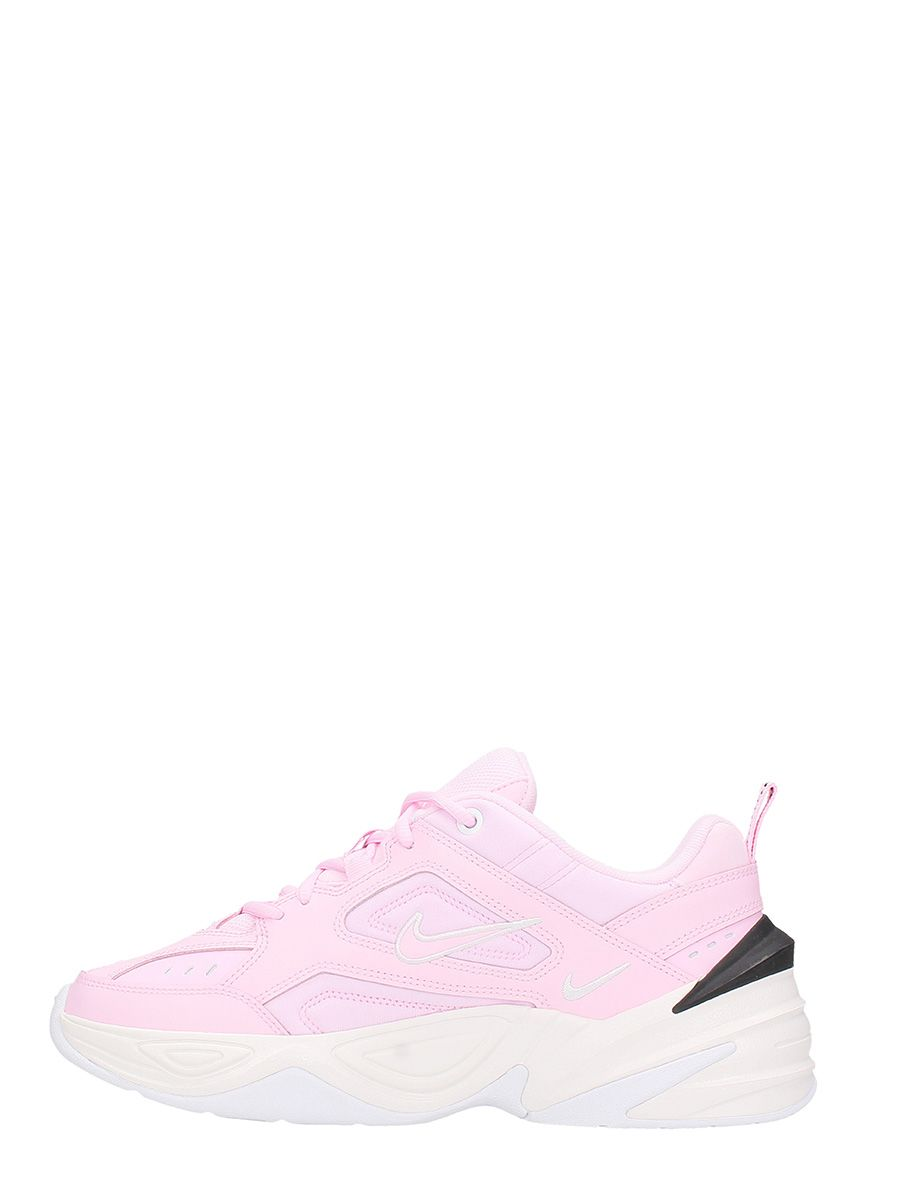 ... Nike M2k Tekno Pink Leather Sneakers ...