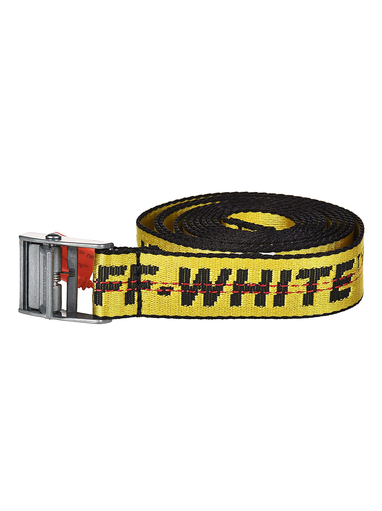 Off-White Belts OFF-WHITE MINI INDUSTRIAL BELT