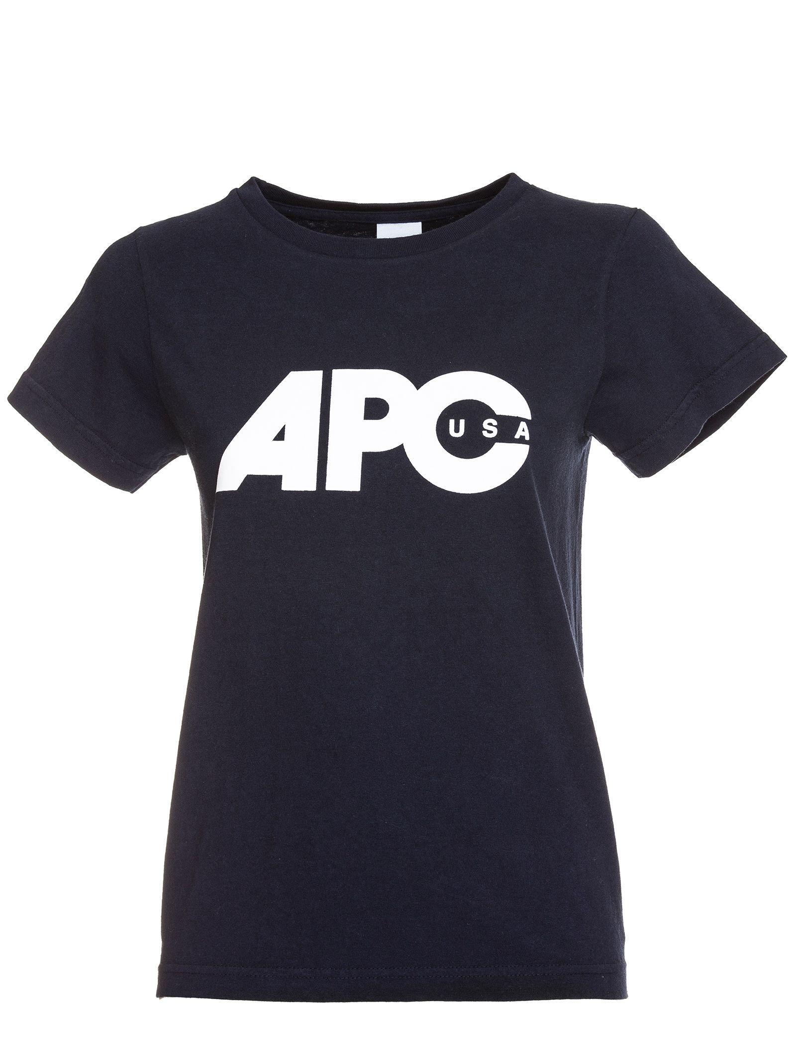 A.p.c. Cottons A.P.C. SHEENA T-SHIRT