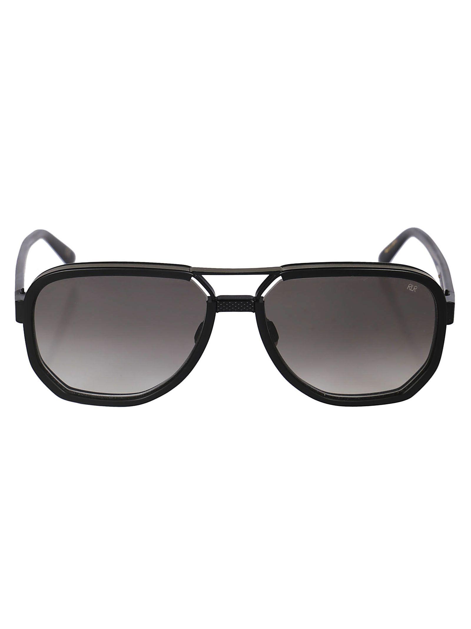 ROBERT LA ROCHE Robert Laroche Dash Sunglasses in Black