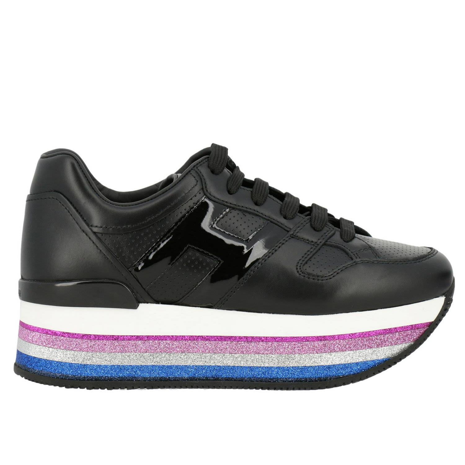 17bee177980 italist | Best price in the market for Hogan Hogan Sneakers Shoes ...