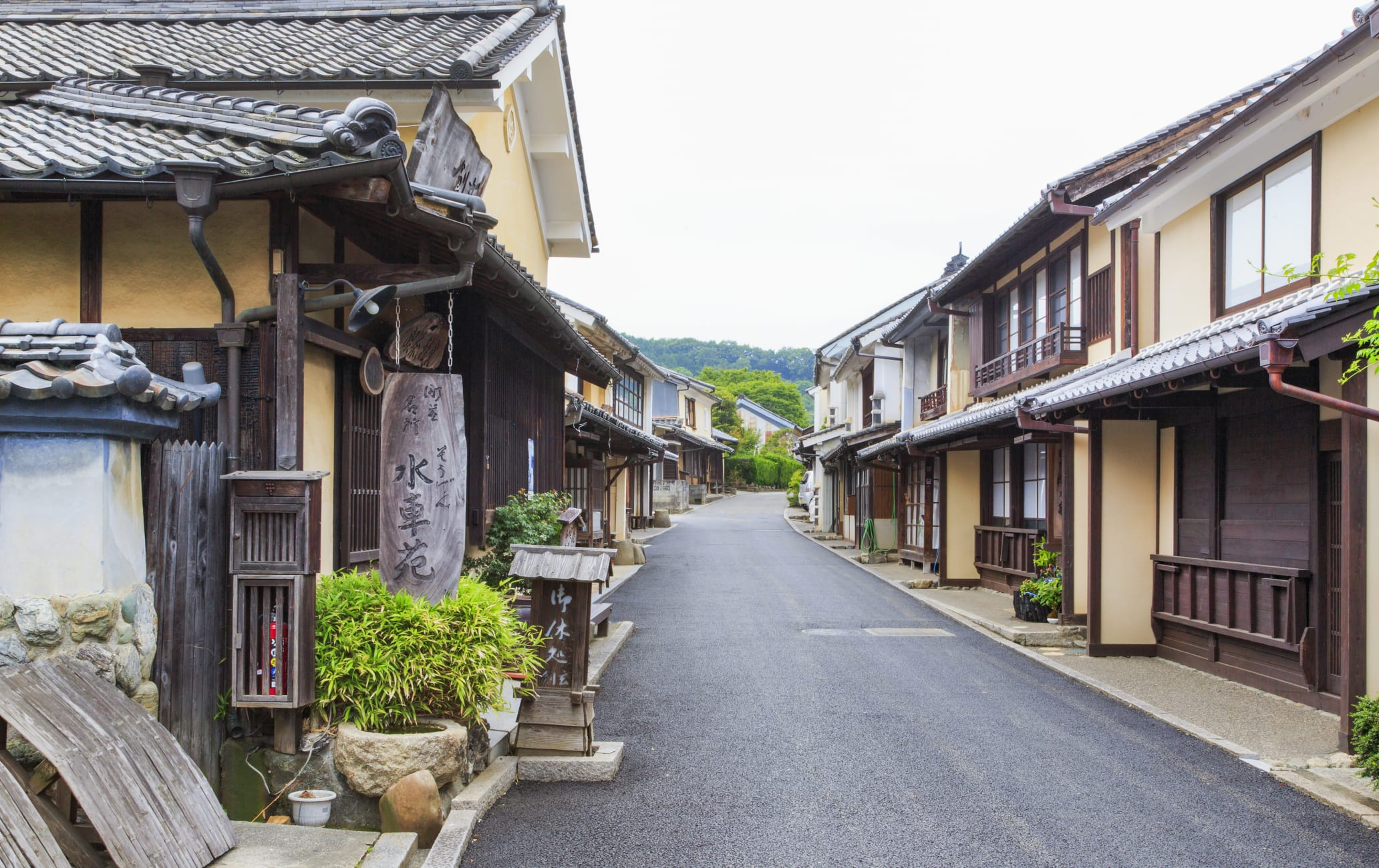 Youkaichi Gokoku Streetscape Preservation Center