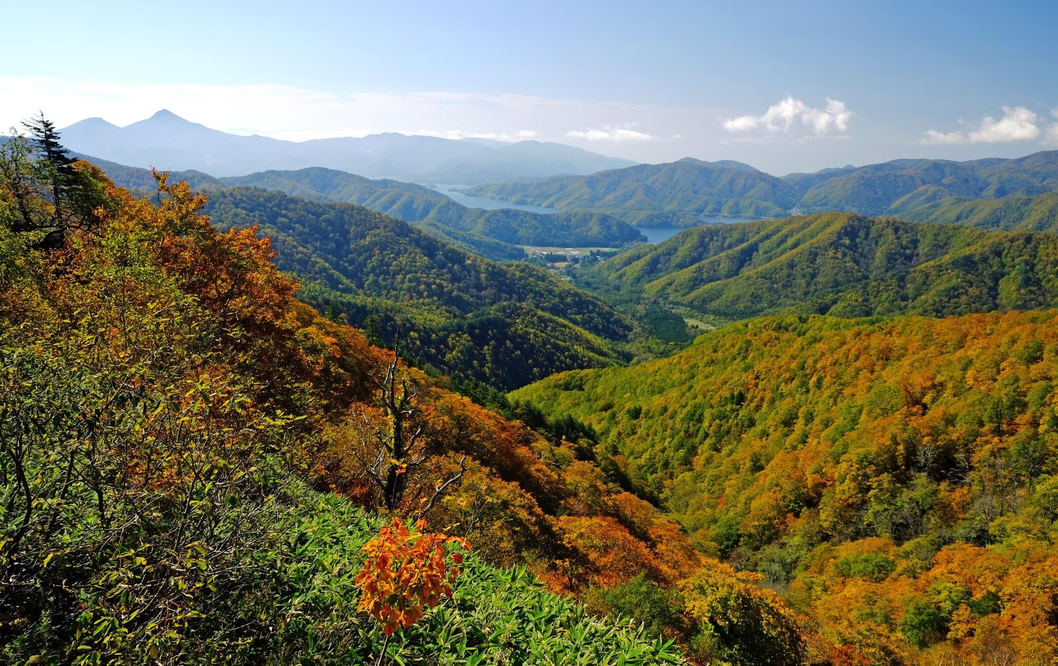 Nishi Azuma Sky Valley Road