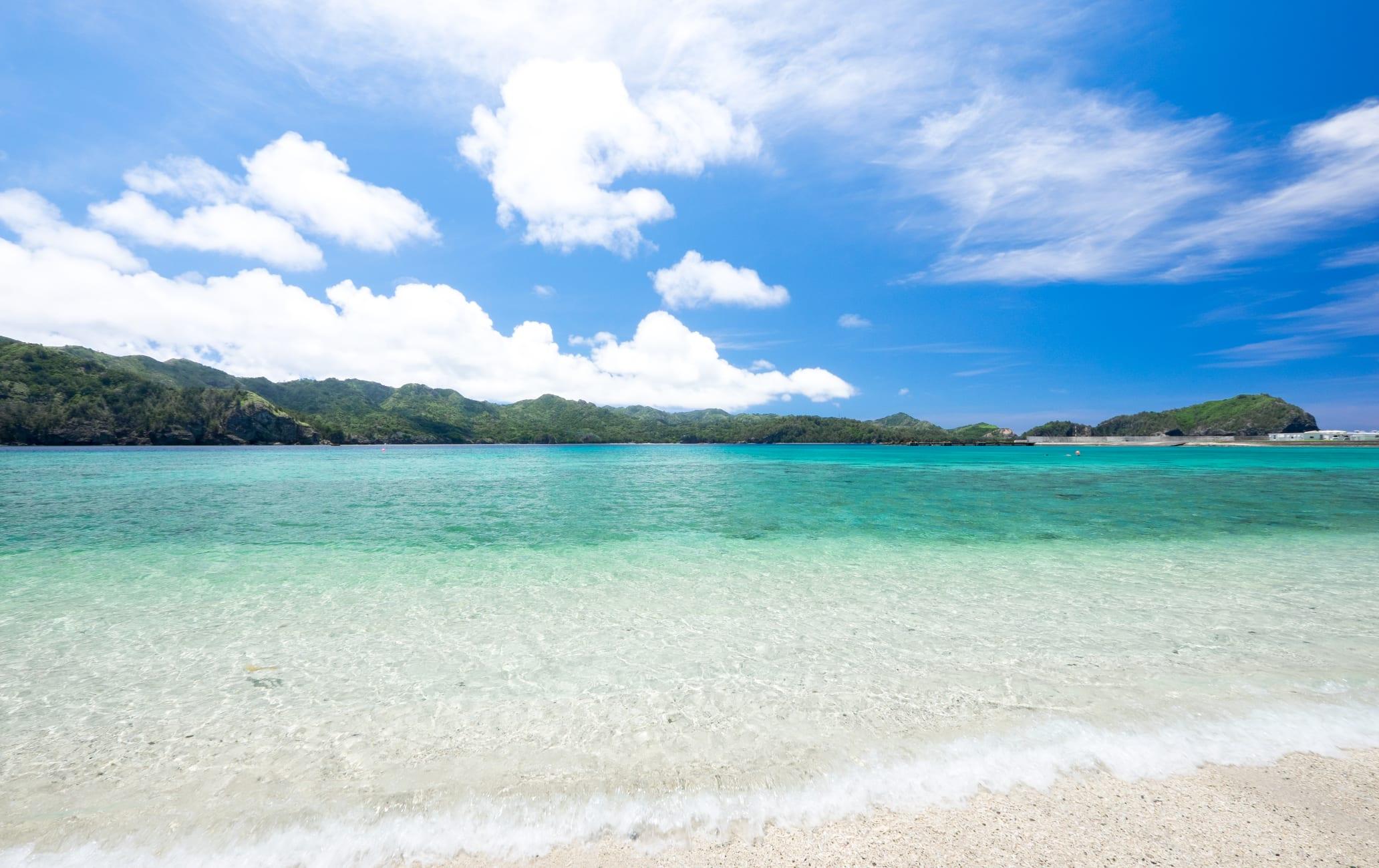 Chichi-jima Island