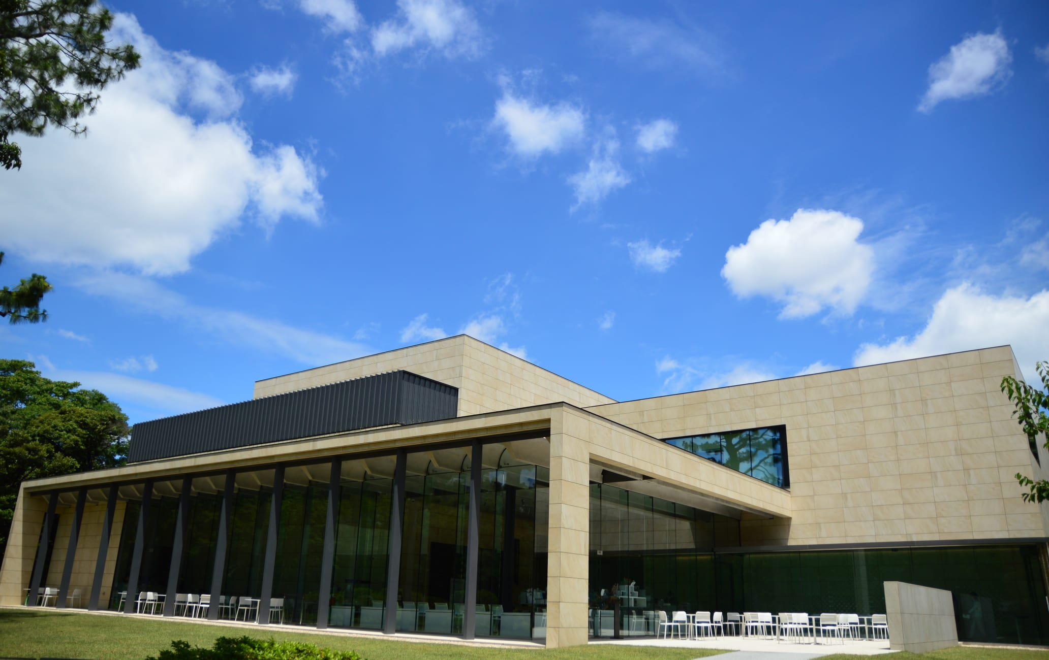 Tokyo Metropolitan Teien Art Museum