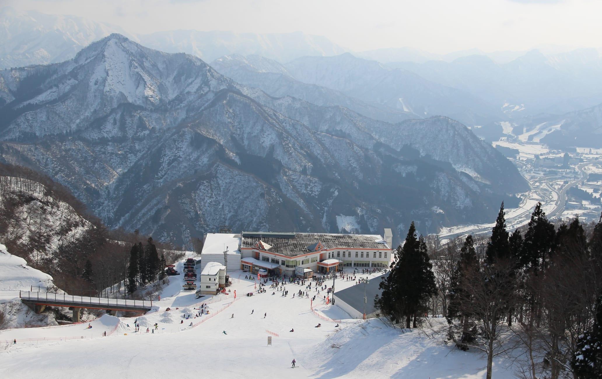 Yuzawa Ski-WIN