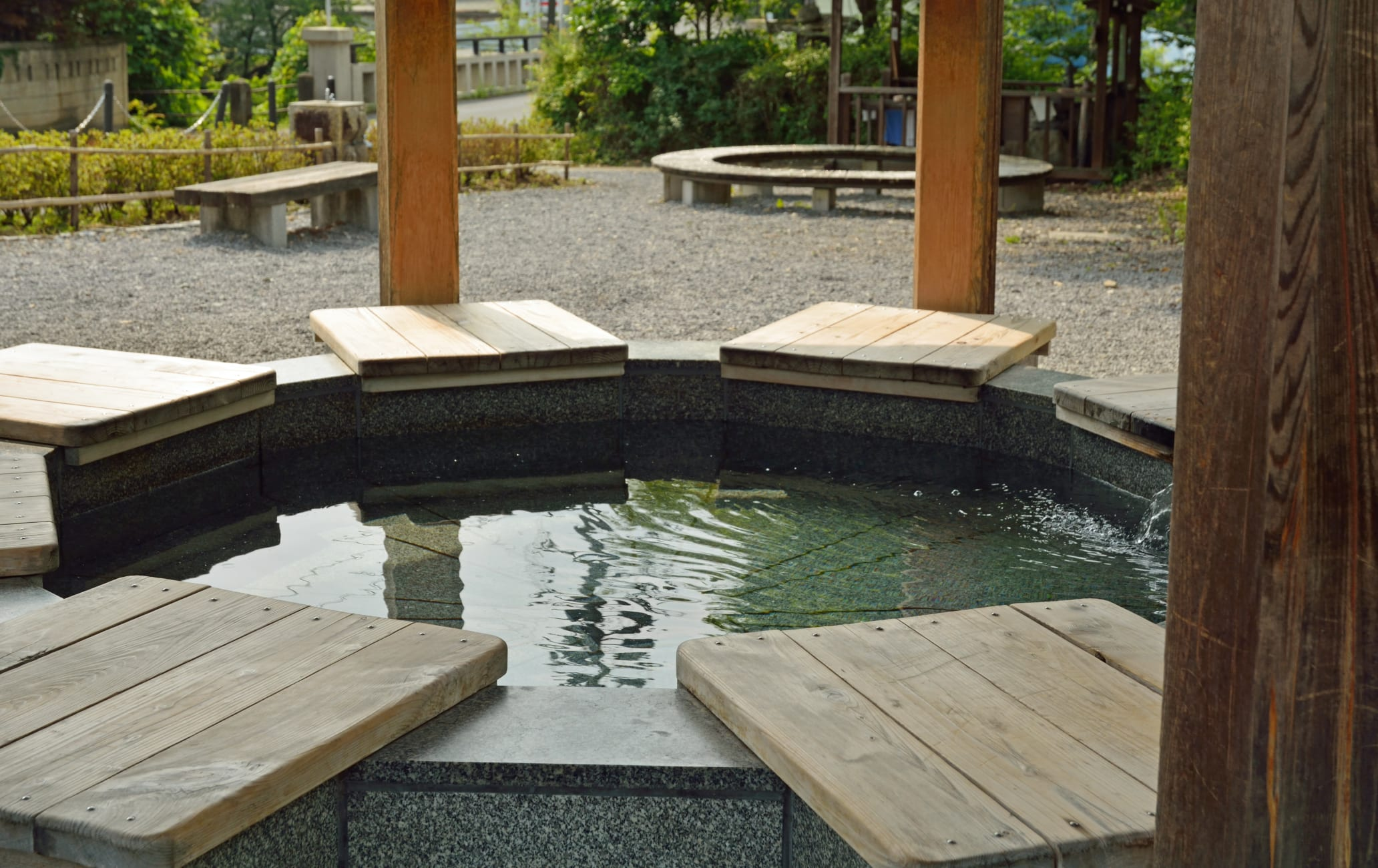 Bessho-onsen Hot Spring