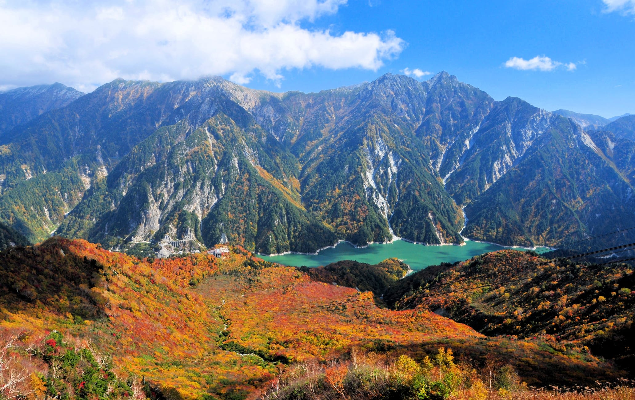 tateyama kurobe alpine route -nagano