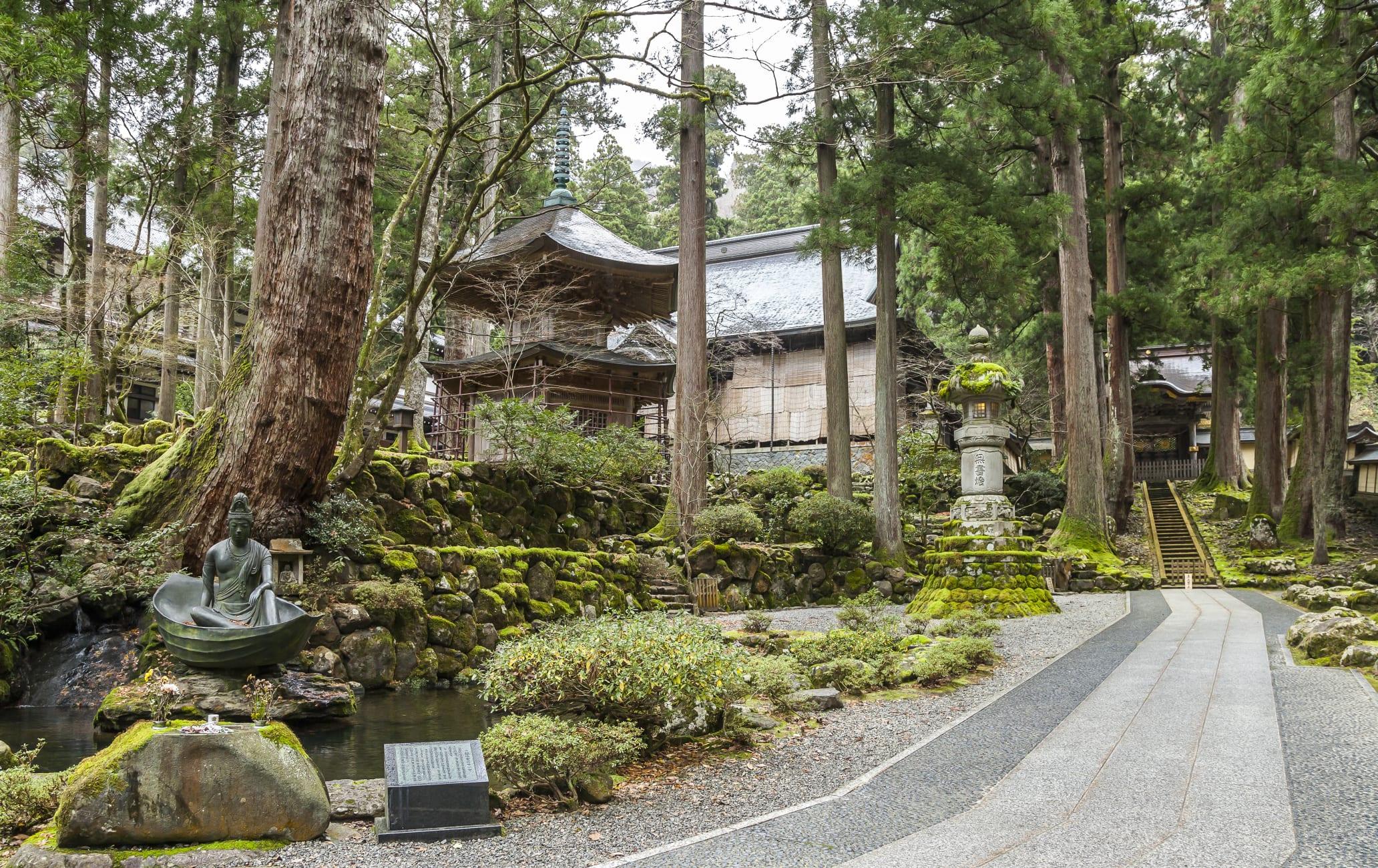Eihei-ji Temple