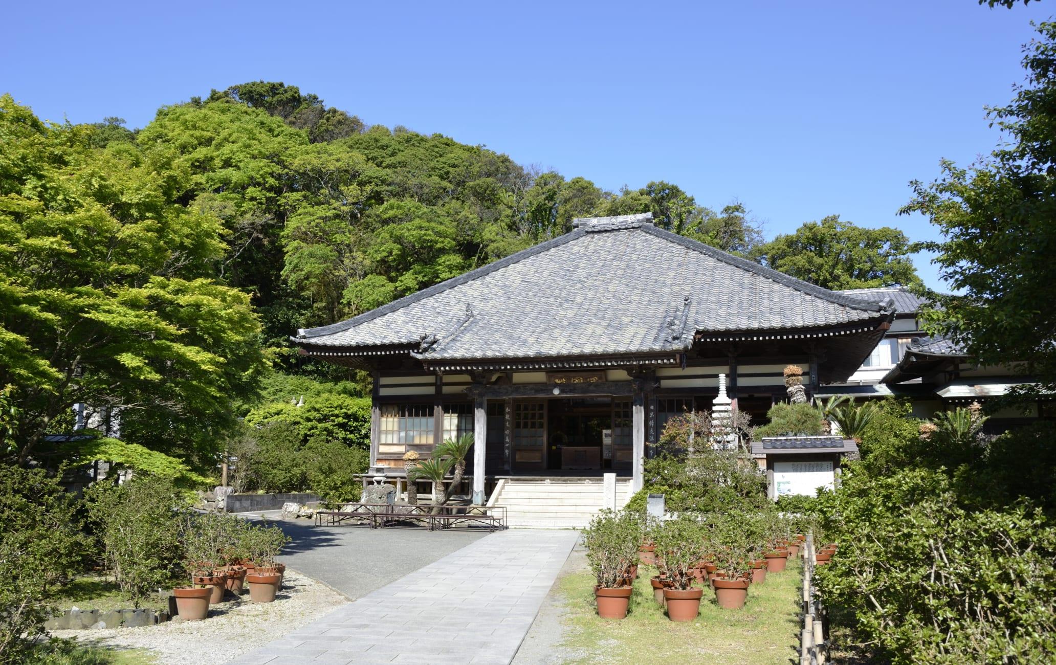 Ryosen-ji Temple