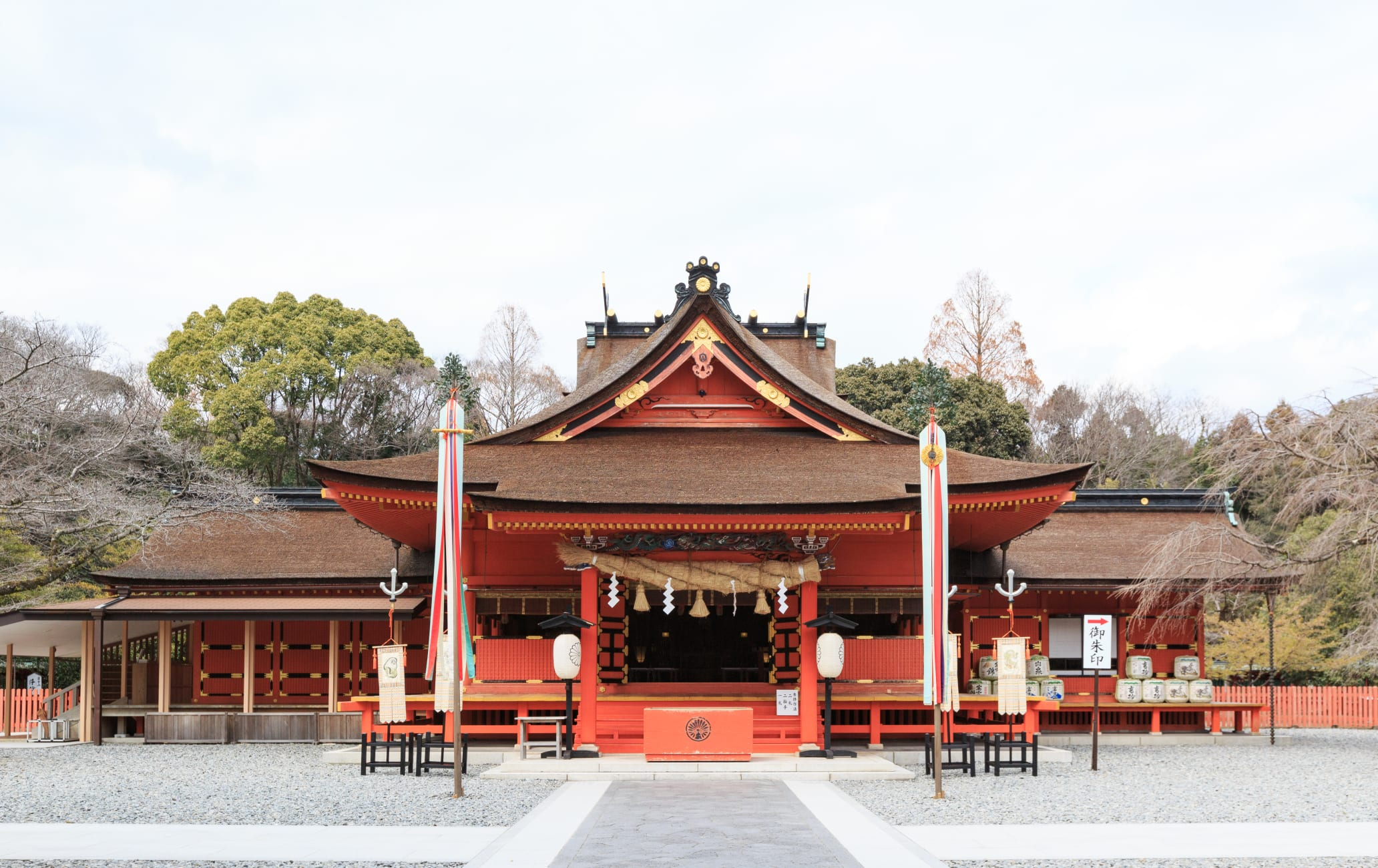 Fujisan-Hongu Sengen-taisha Grand Shrine