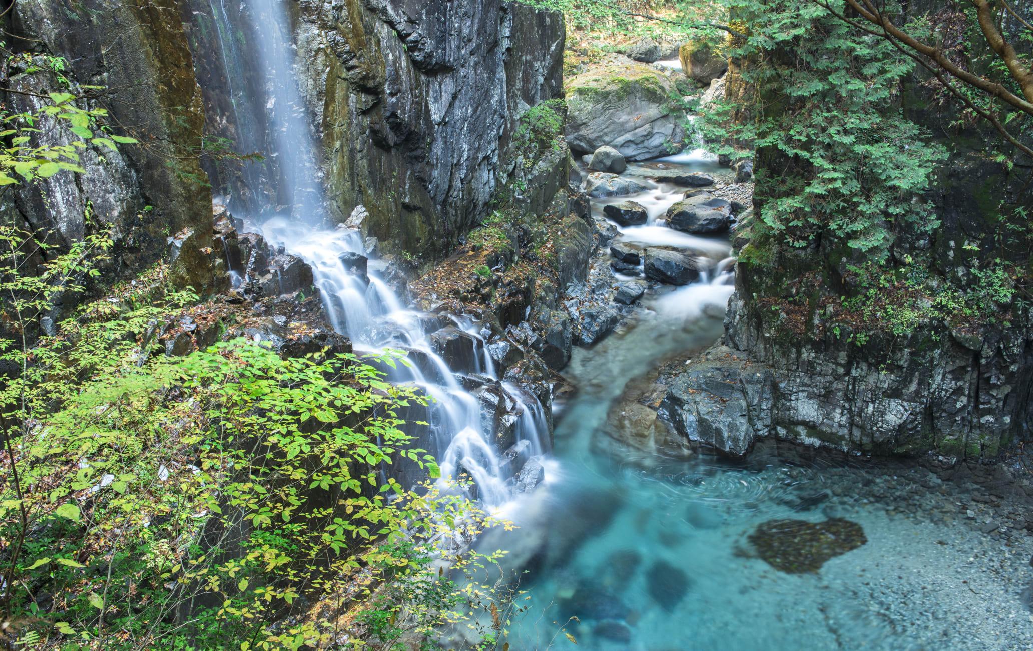Tsukechi-kyo Valley