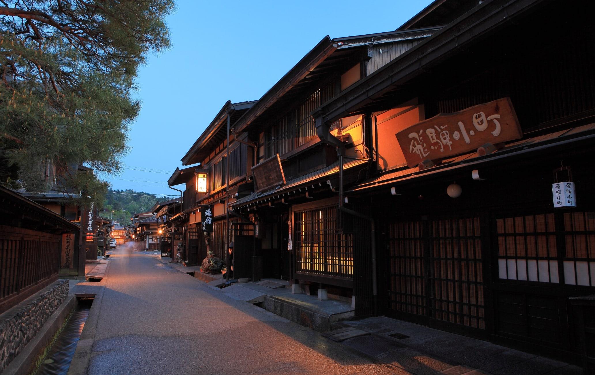 Sanno-machi Historic District