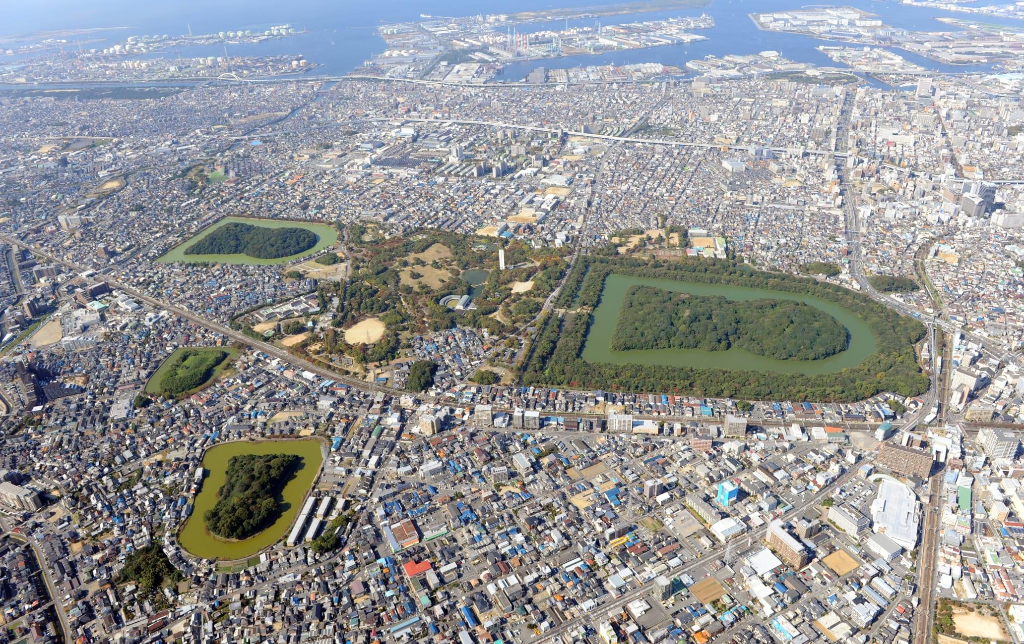 Tomb of Emperor Nintoku