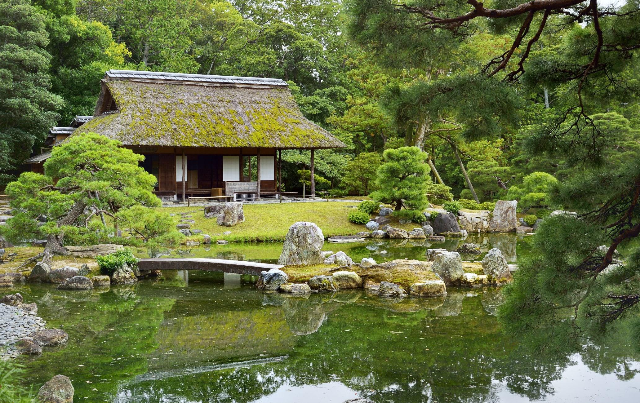 Katsura-Rikyu Garden