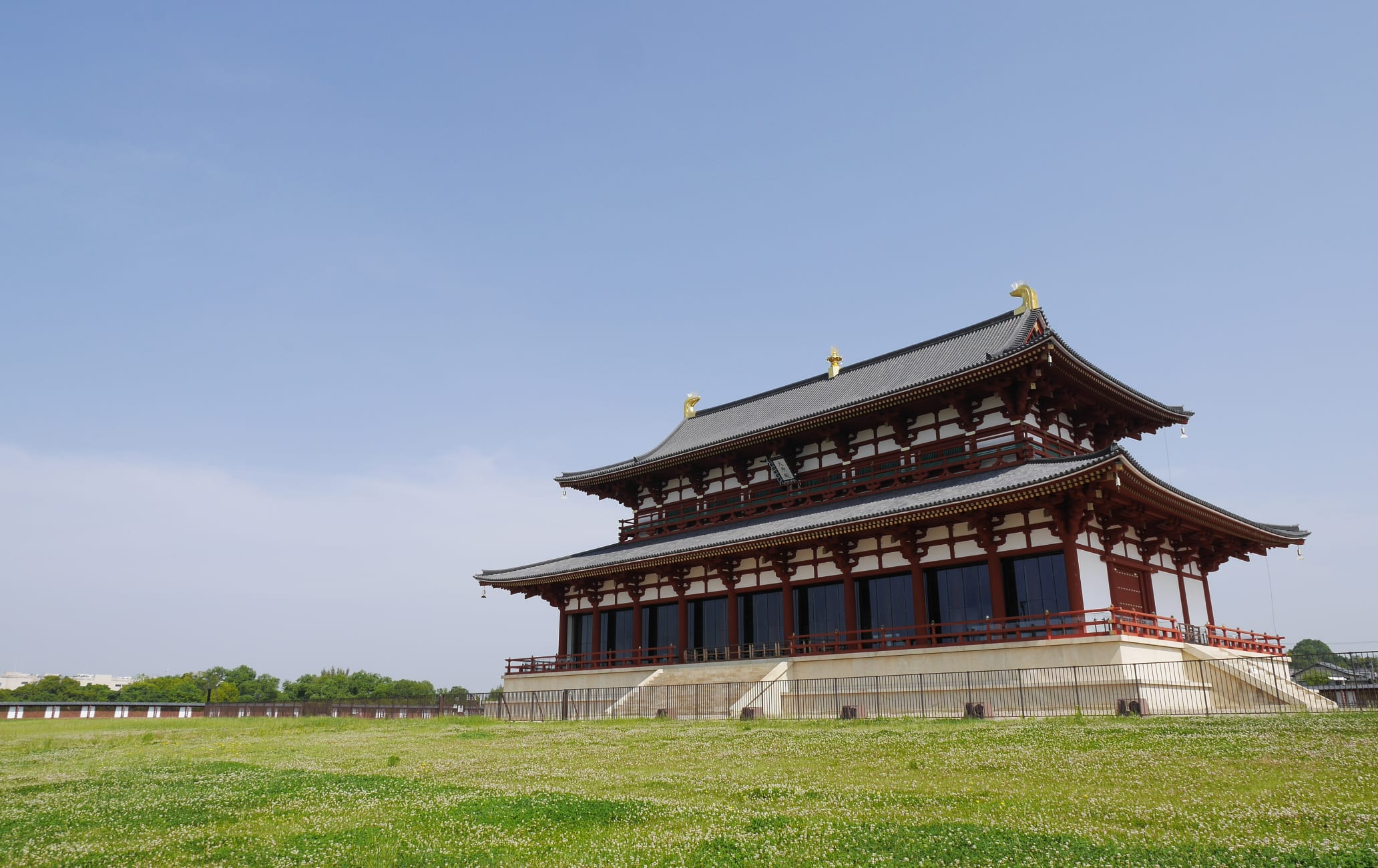 Heijo-kyu Remains of the Ancient Capital