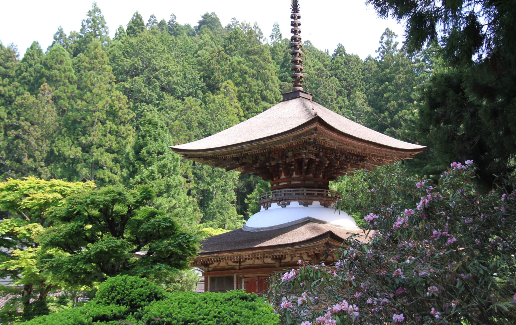 Kongosanmai-in Temple