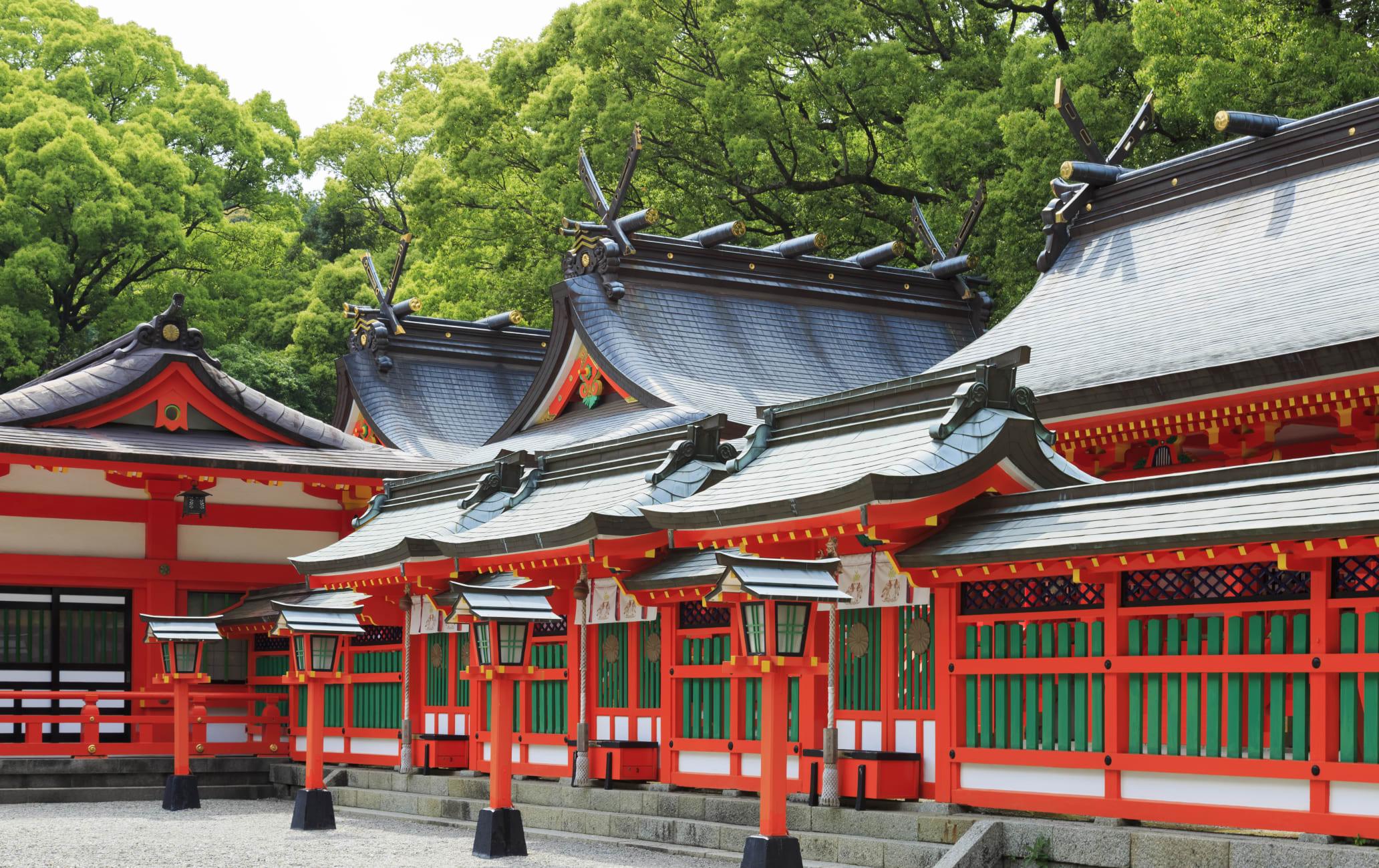 Kumano Hayatama-taisha Shrine