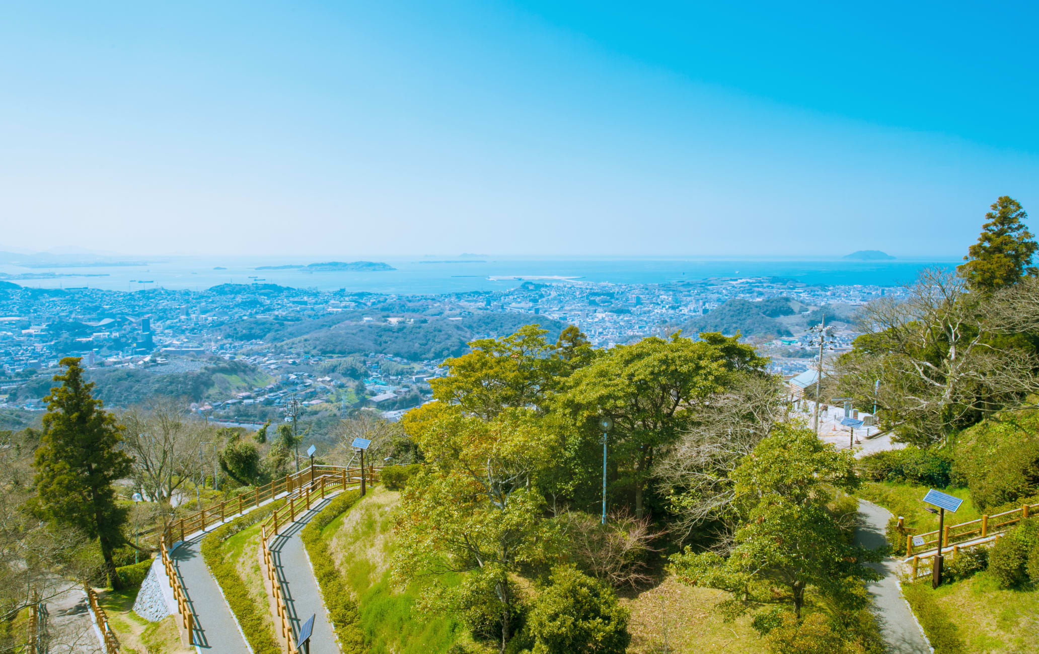 Hinoyama Park