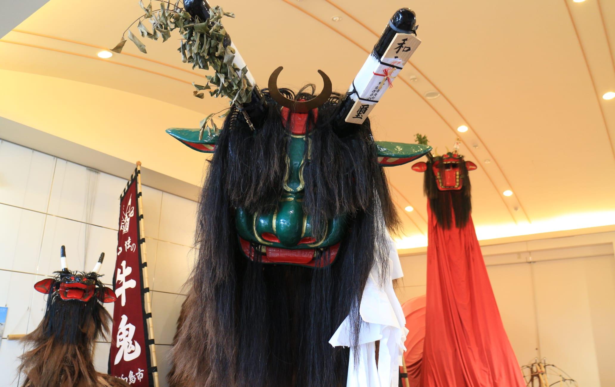 Warei Taisai Festival & Uwajima Ushi-Oni Matsuri