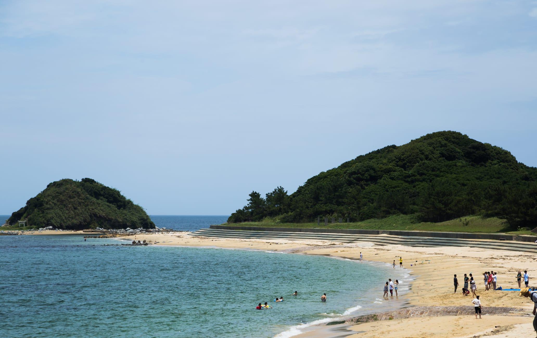Kashii & Shikanoshima Island Area