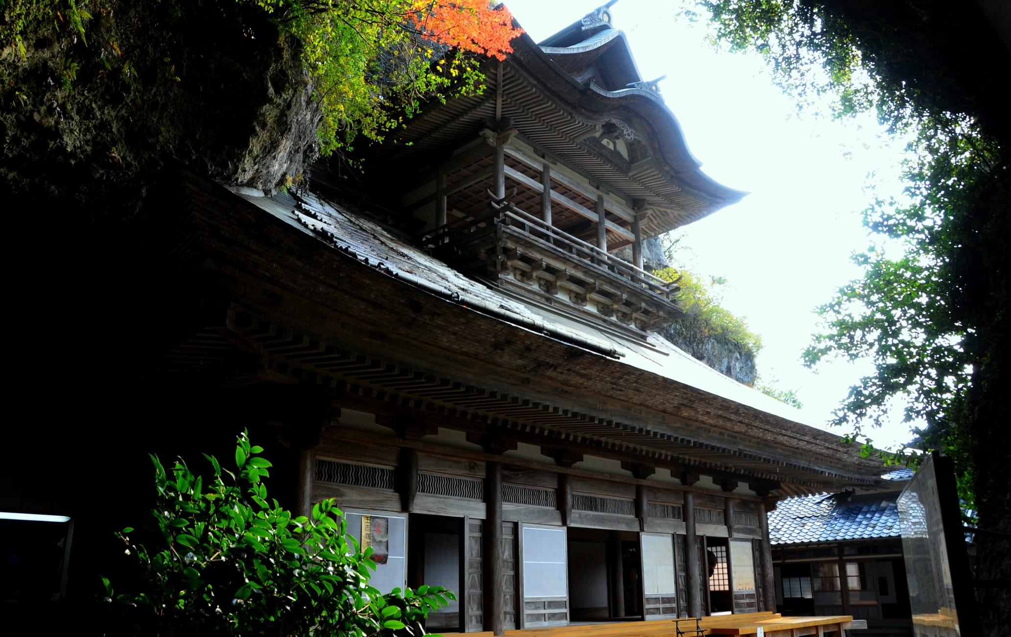 Rakan-ji Temple