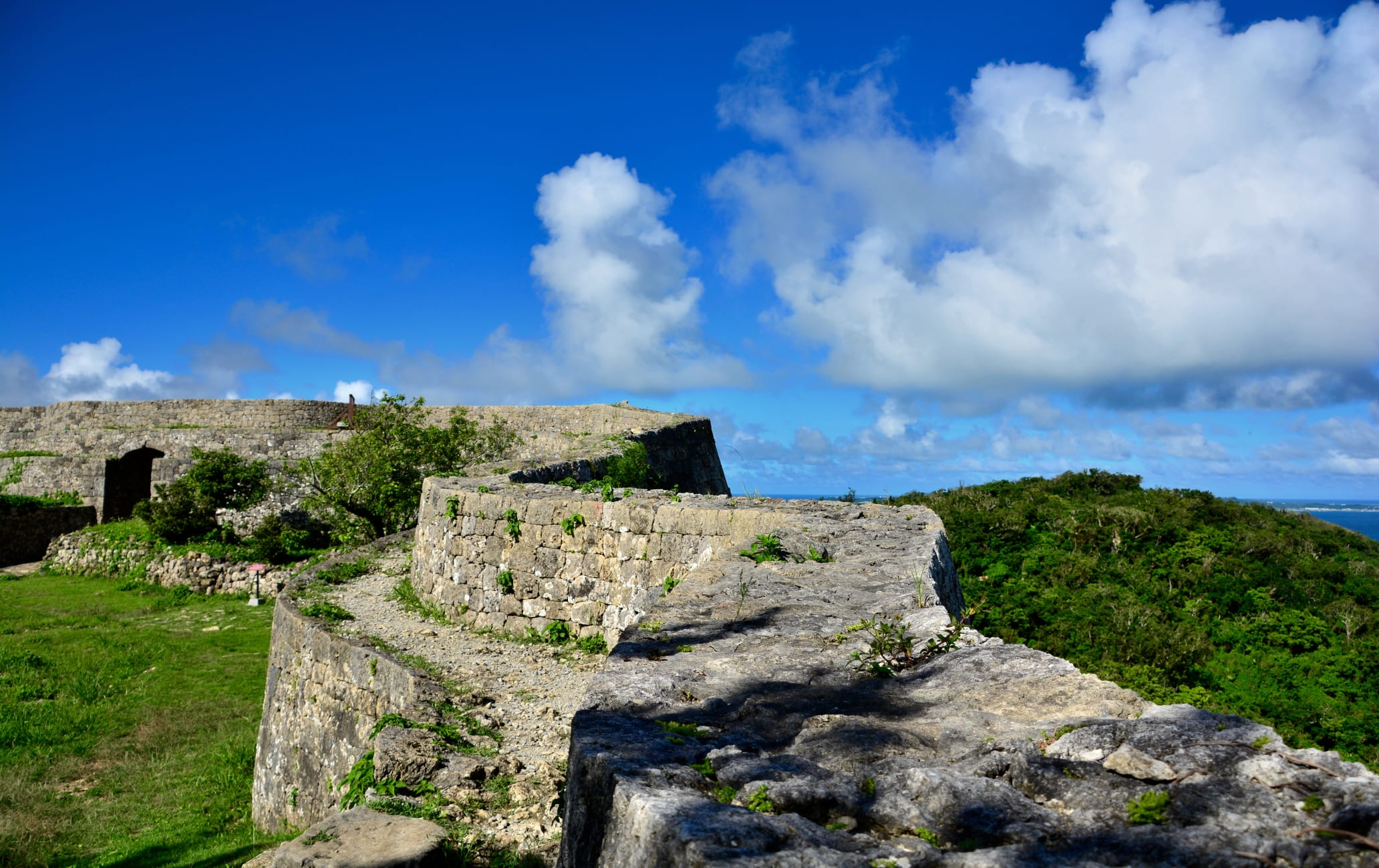 Ruins of Nakagusuku Castle