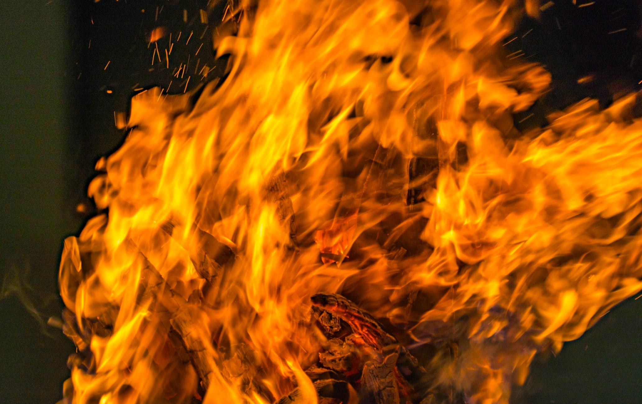 Yoshida Fire Festival